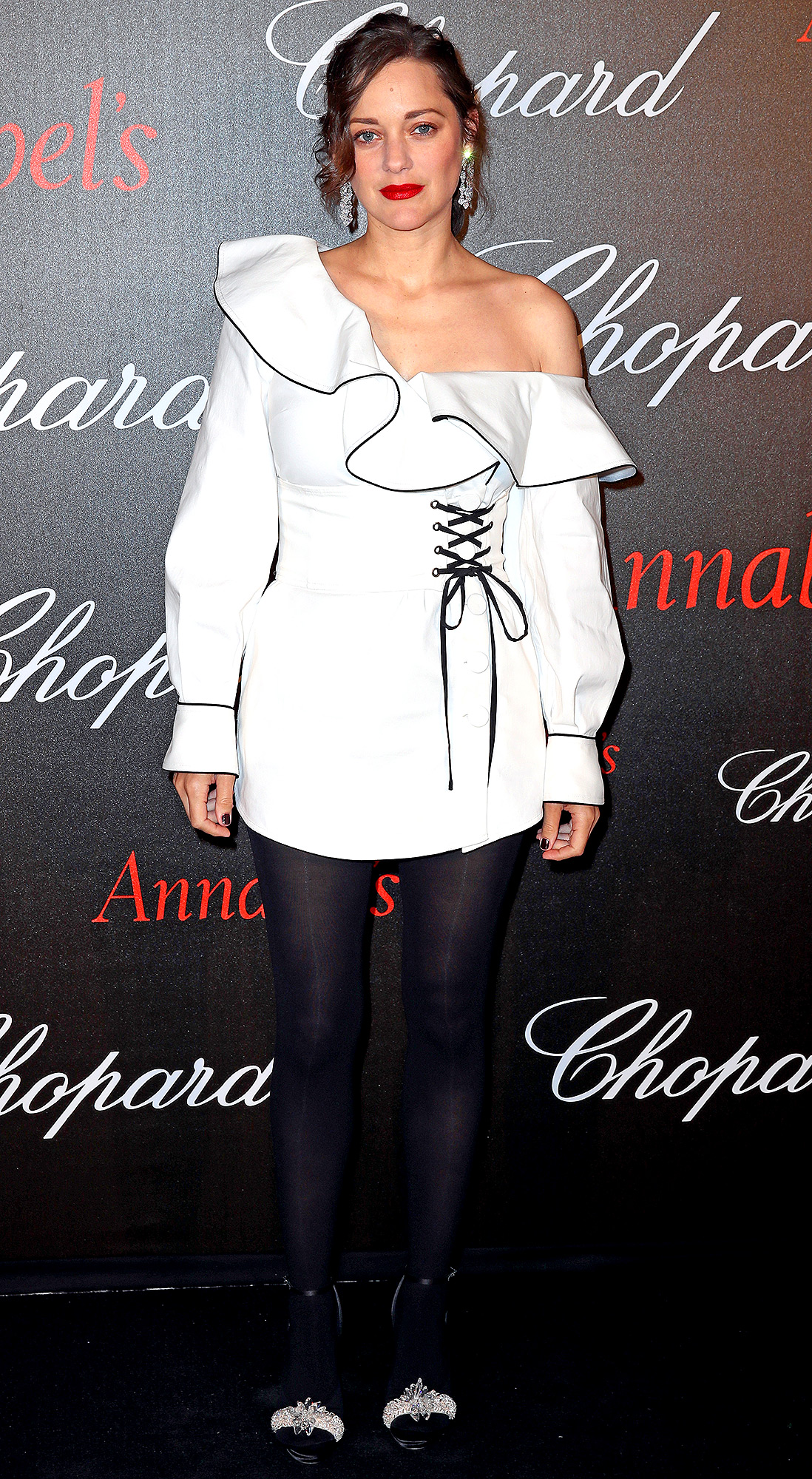 Annabel's & Chopard Party - The 70th Annual Cannes Film Festival