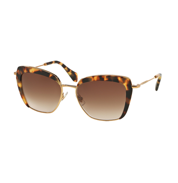 Miu Miu Courtesy Solstice Sunglasses