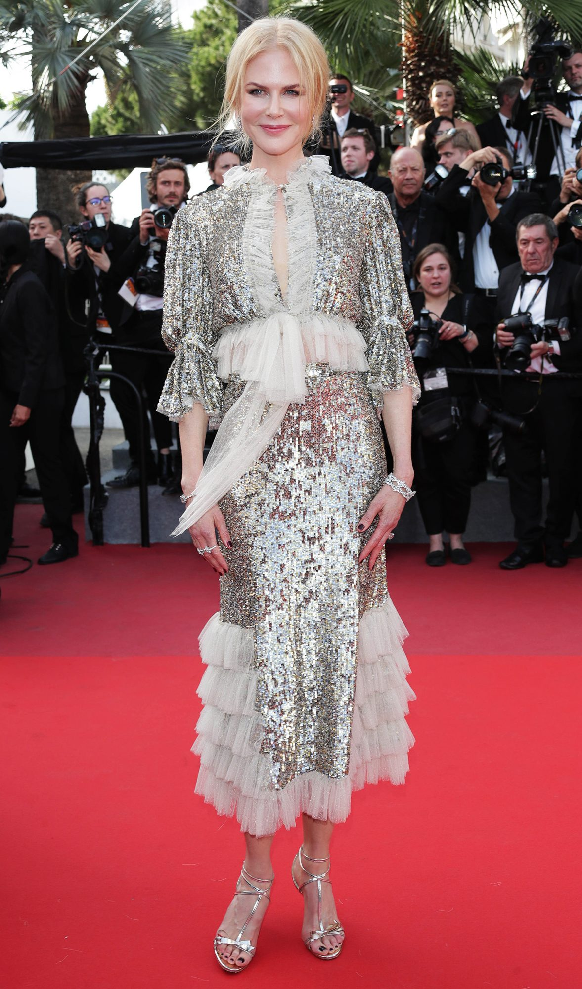 How to Talk to Girls at Parties, 70th Cannes Film Festival, France - 21 May 2017