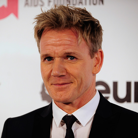 Ramsay arrives at the 2014 Elton John AIDS Foundation Oscar Party in West Hollywood