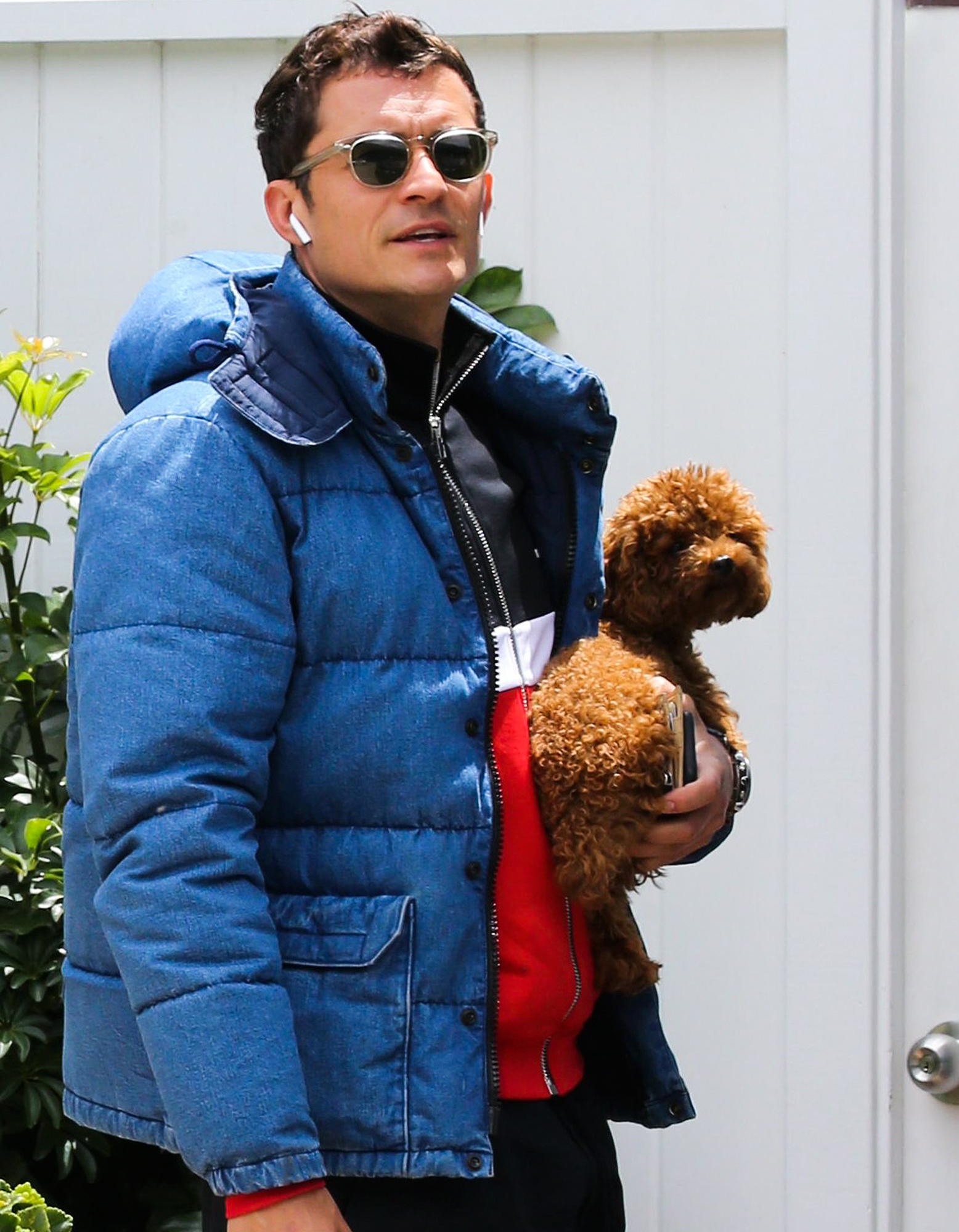 PREMIUM EXCLUSIVE Orlando Bloom Enjoying Some Company After Breakup With Katy Perry