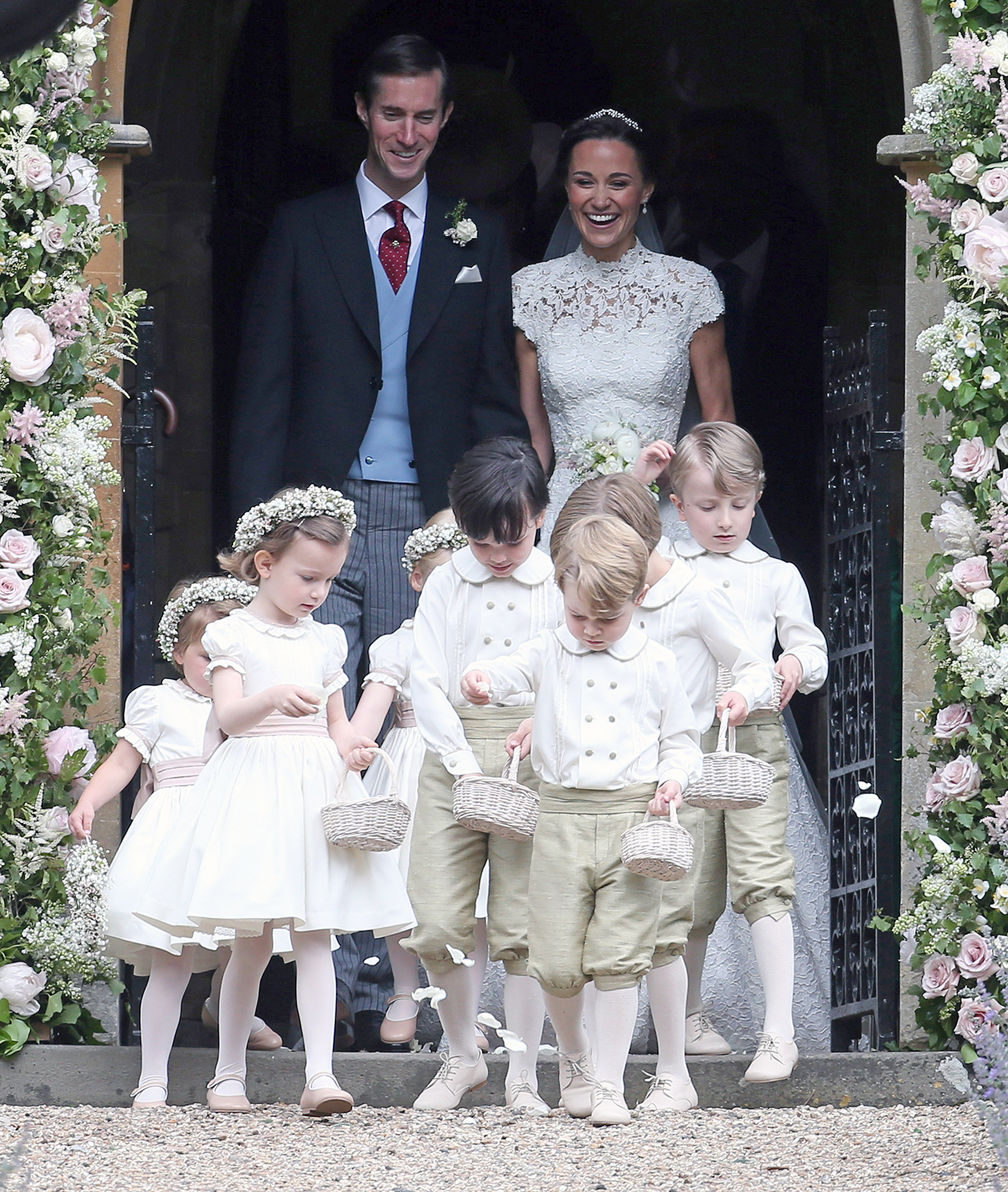 The Wedding of Pippa Middleton & James Matthews Part 2