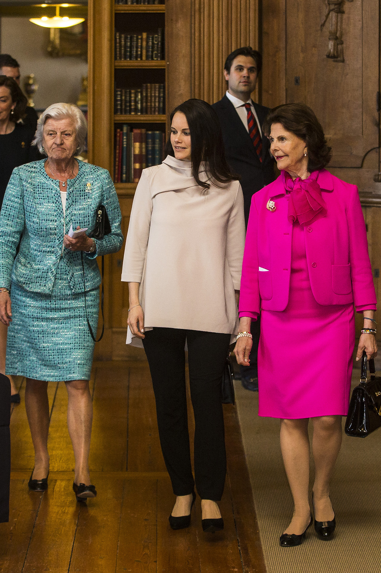 Royals Attend Dementia Forum X At Stockholm Royal Palace