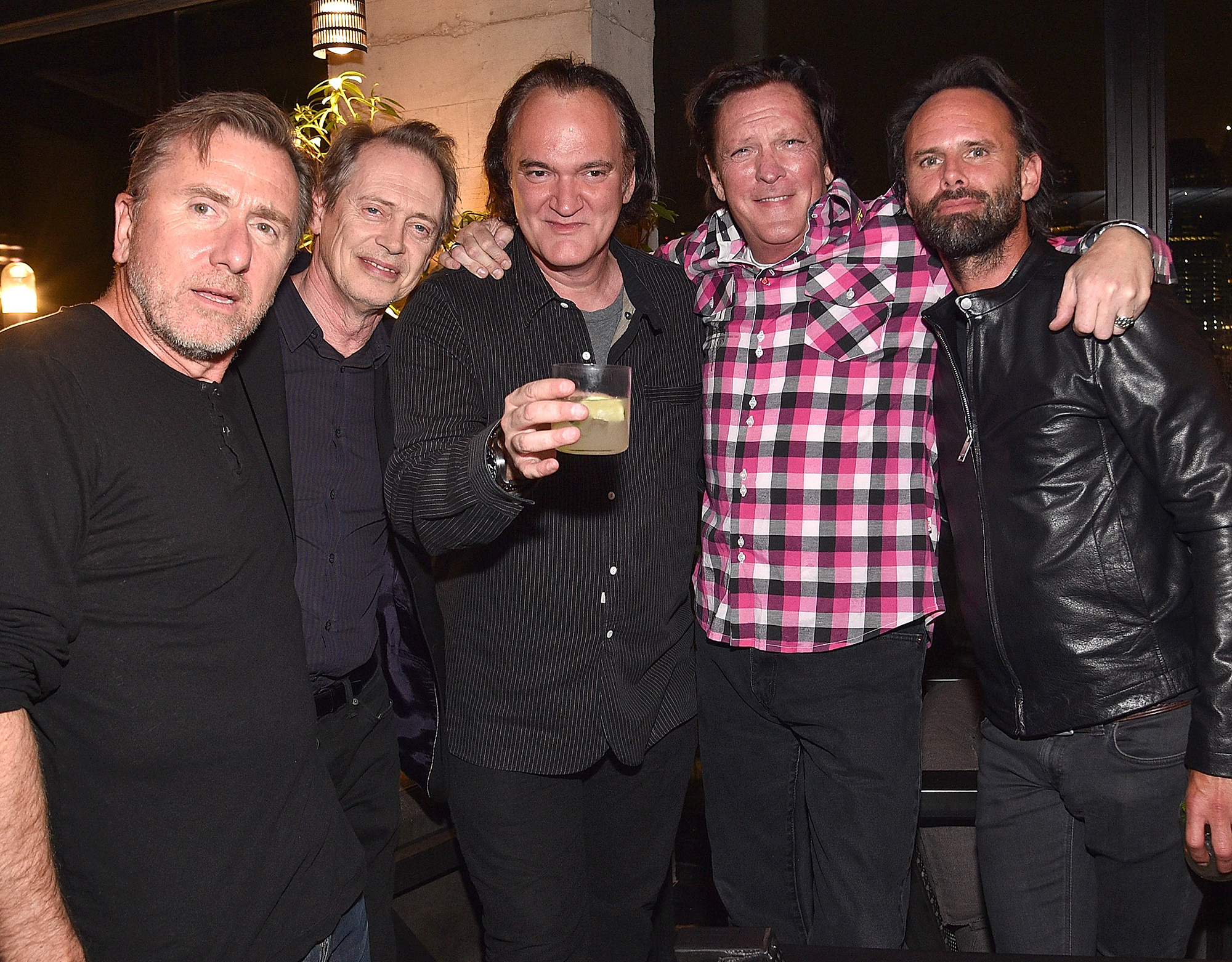 """1 Hotel Brooklyn Bridge Celebrates 25th Anniversary Of """"Reservoir Dogs"""" With Private Party For Harvey Weinstein And Quentin Tarantino"""