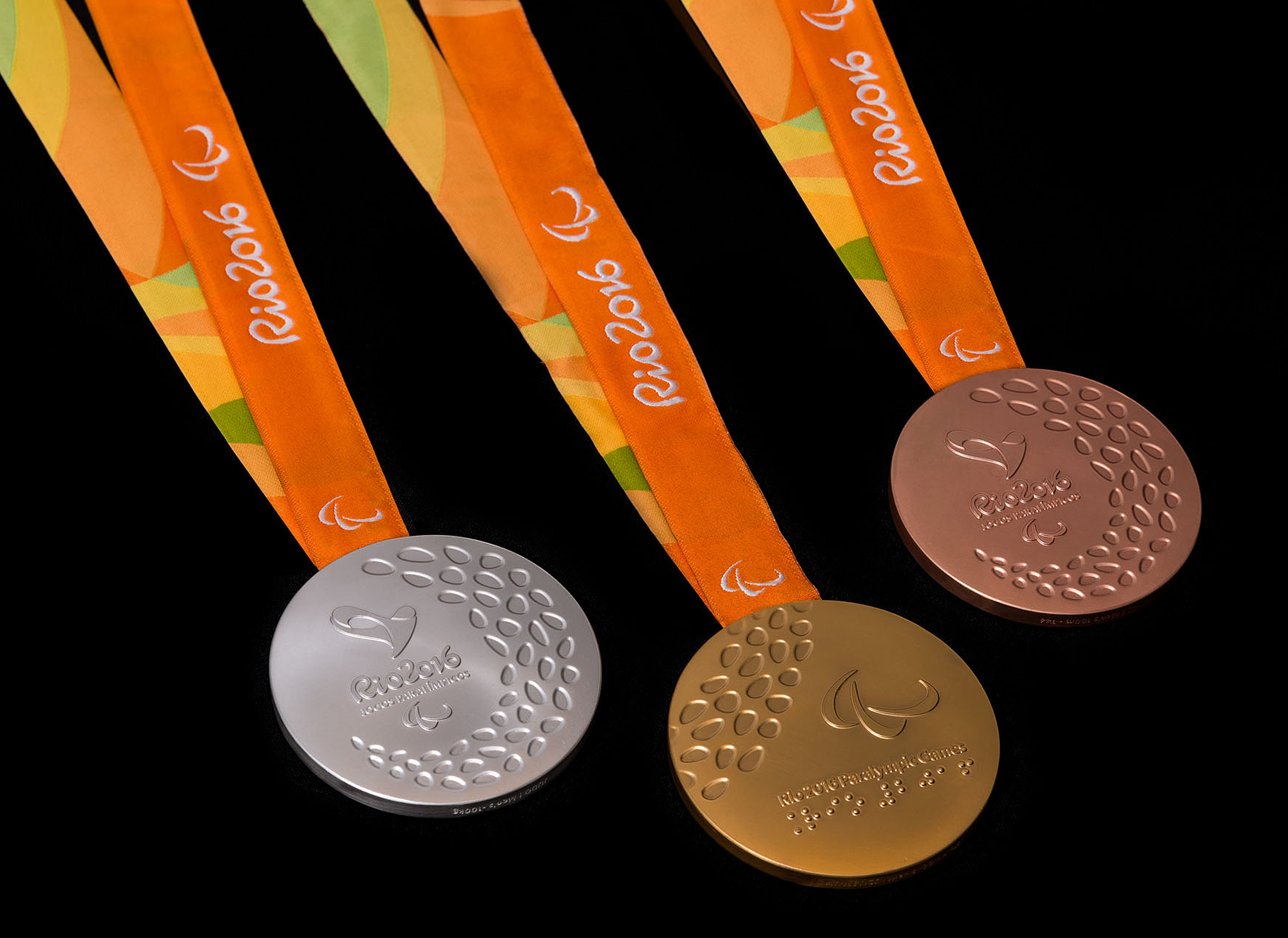 Medals For The 2016 Summer Olympics