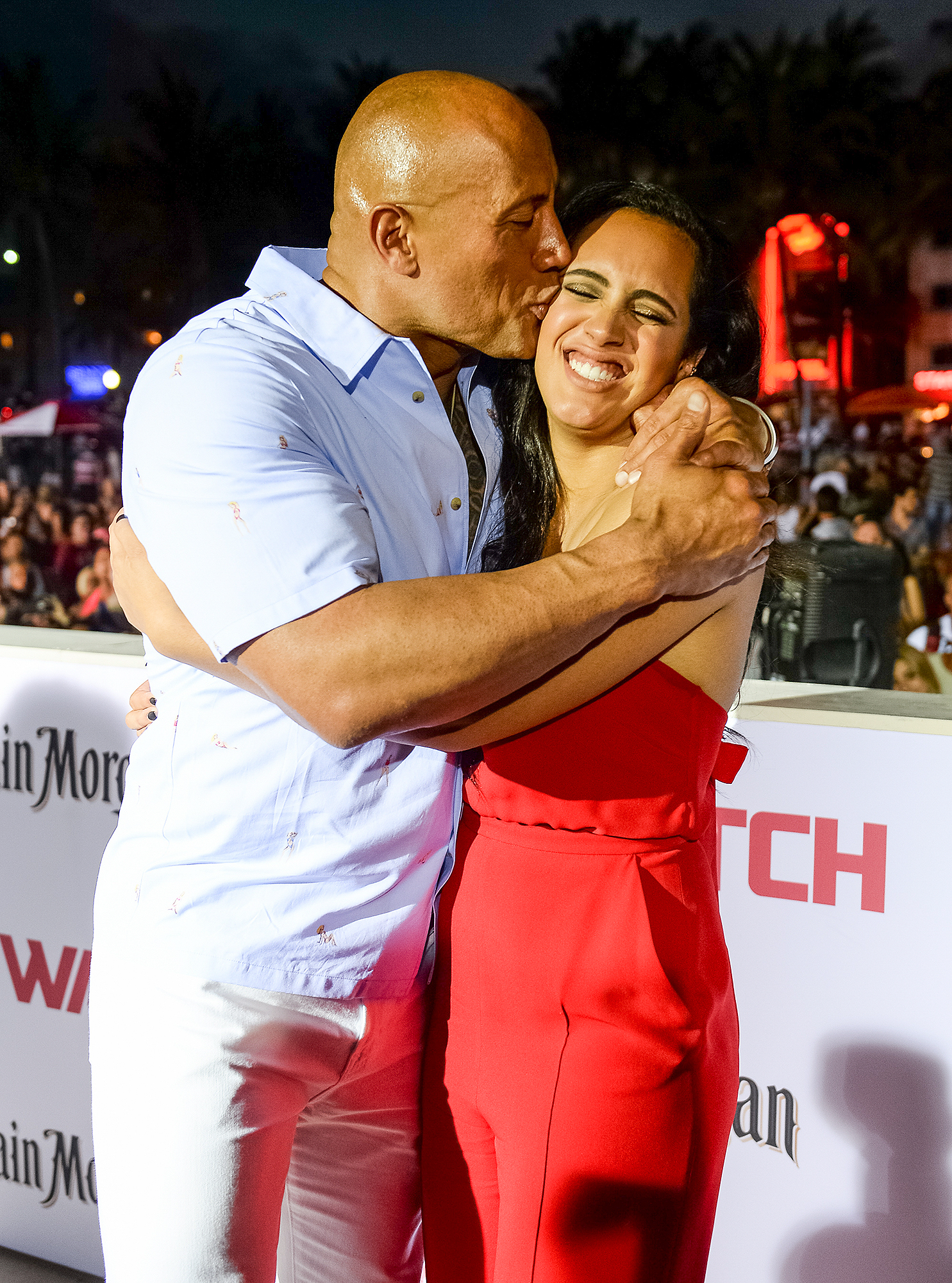"Paramount Pictures' World Premiere of ""Baywatch"""