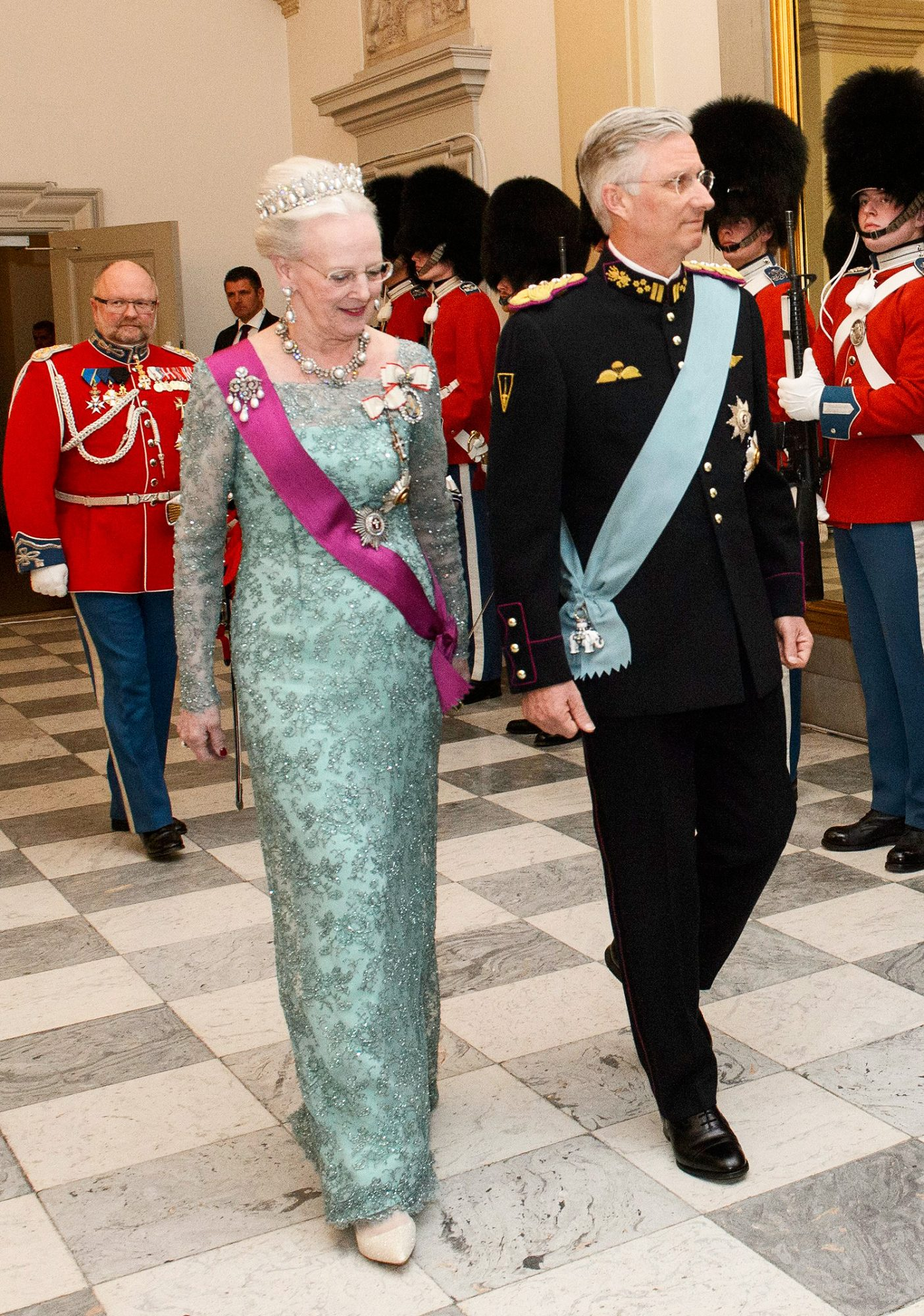 State visit of King Philippe and Queen Mathilde to Denmark