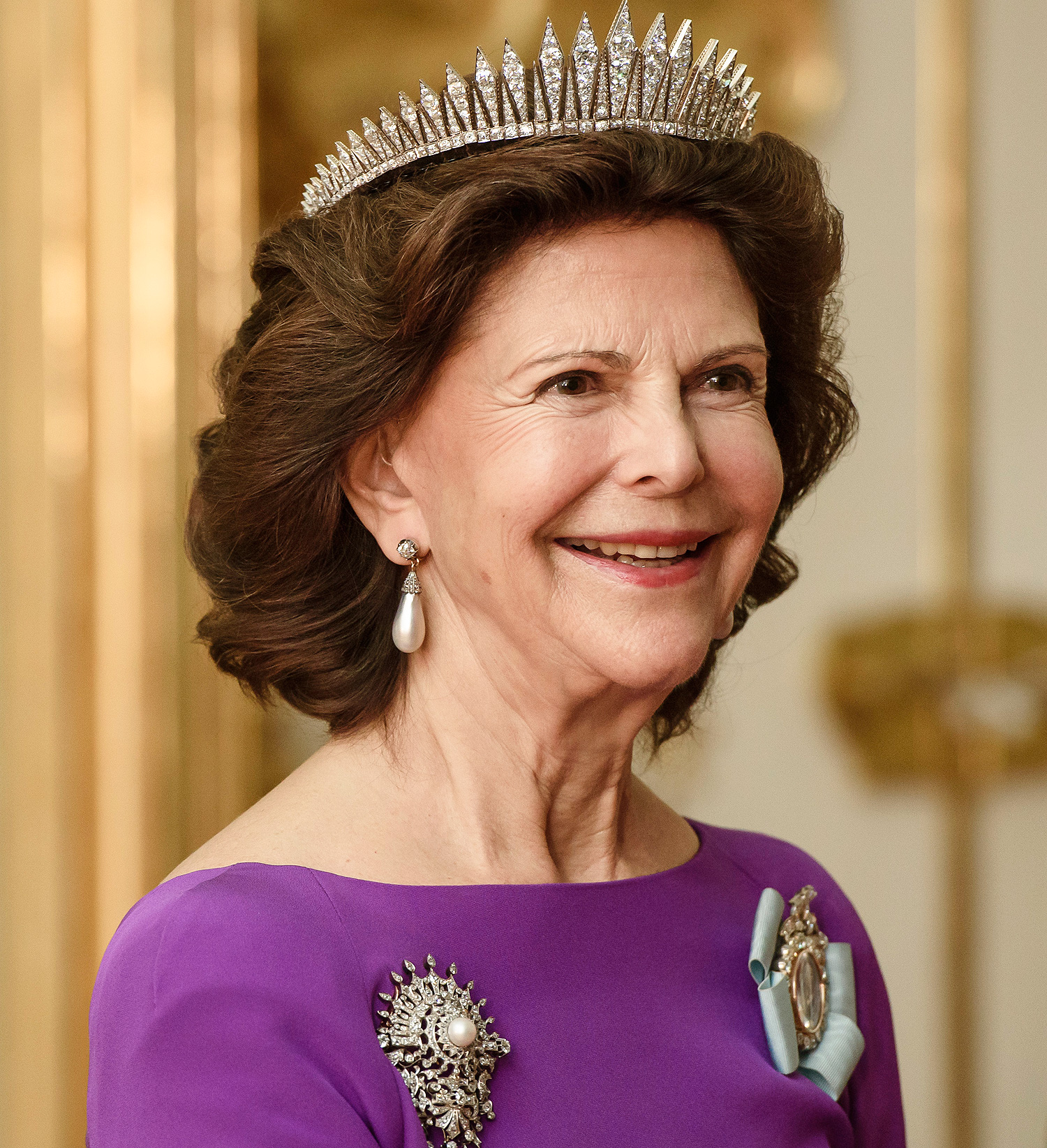 King Carl XVI Gustaf and Queen Silvia Visit Germany