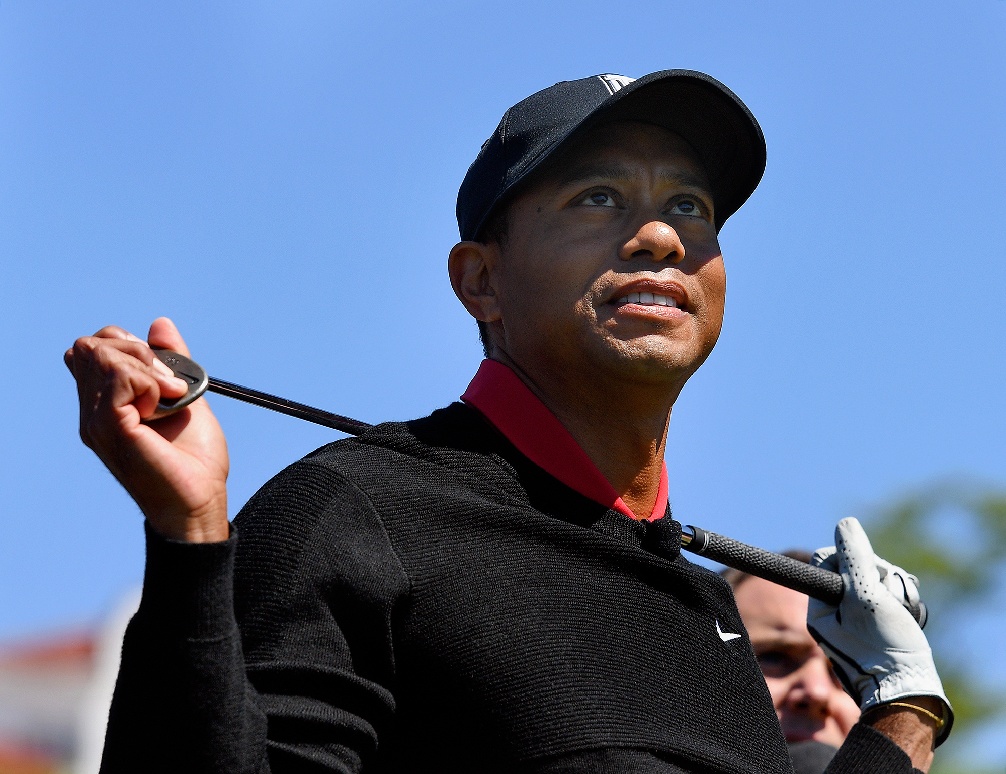 Quicken Loans National Media Day: Tiger Woods