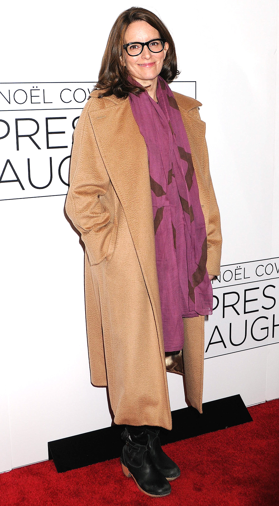 """Present Laughter"" Opening Night on Broadway"