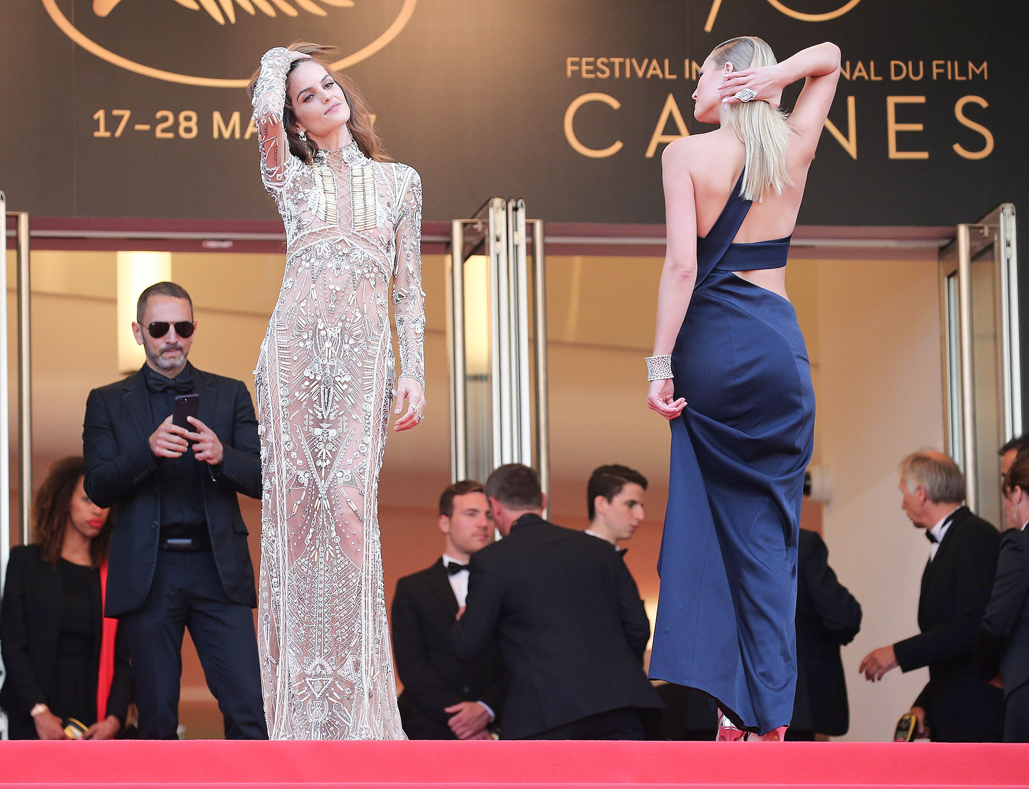 "***BESTPIX***""The Beguiled"" Red Carpet Arrivals - The 70th Annual Cannes Film Festival"
