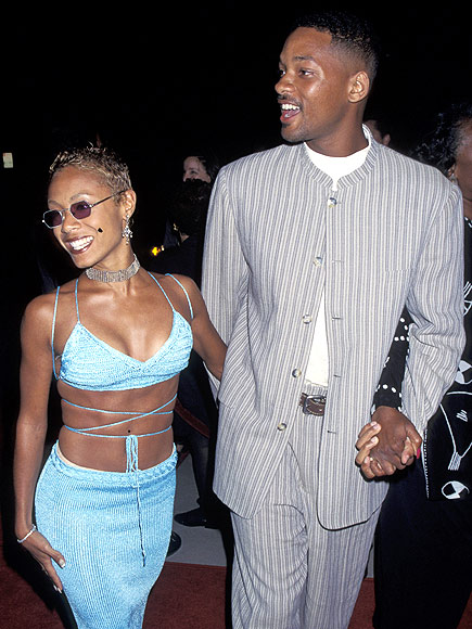 JADA AND WILL: THEN