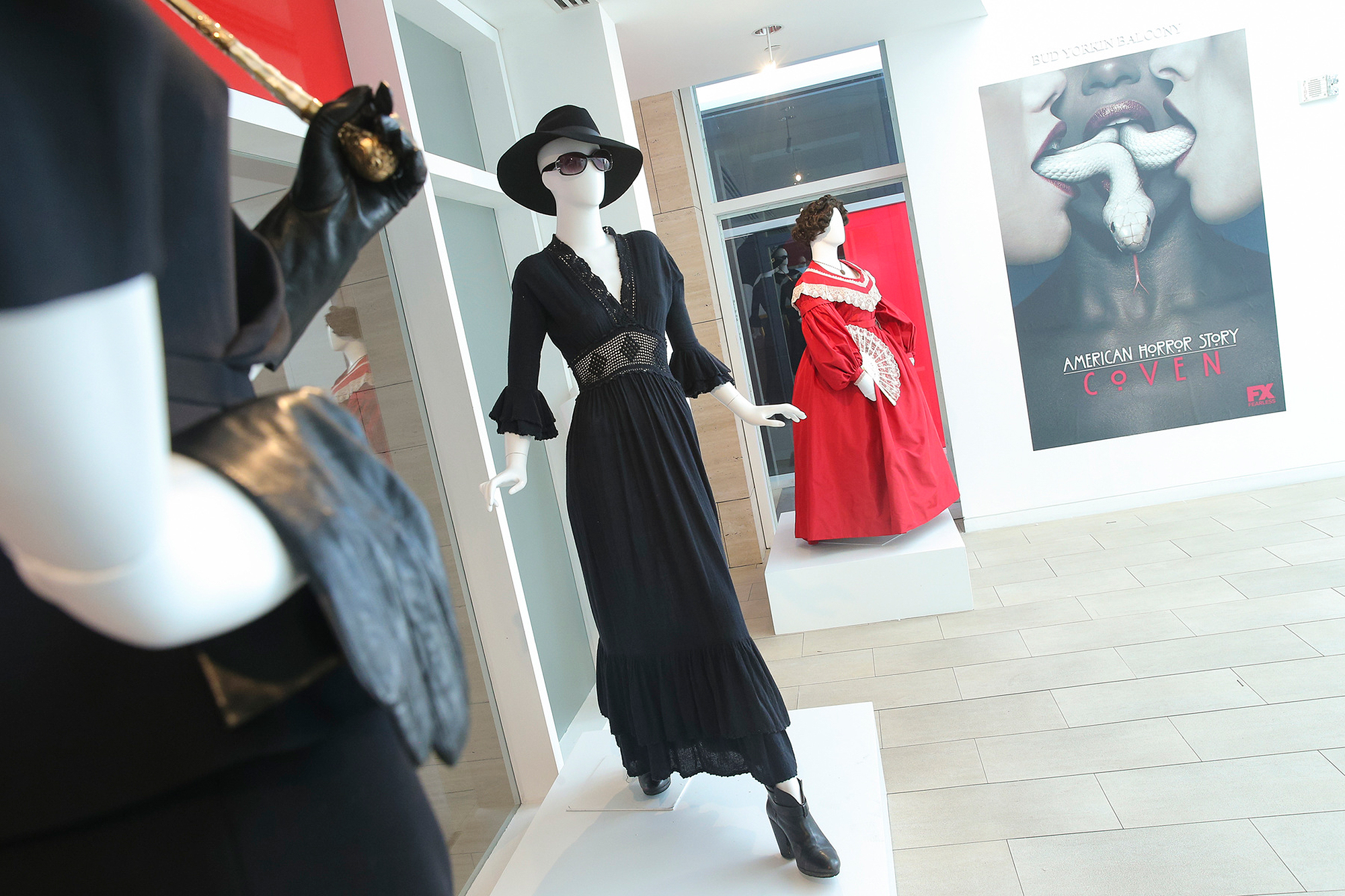 """Paley Center For Media Presents A Press Preview Of """"American Horror Story"""" Exhibit Gallery"""