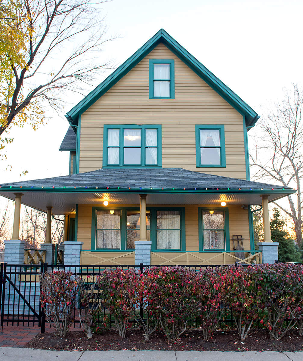 A Christmas Story House & Museum