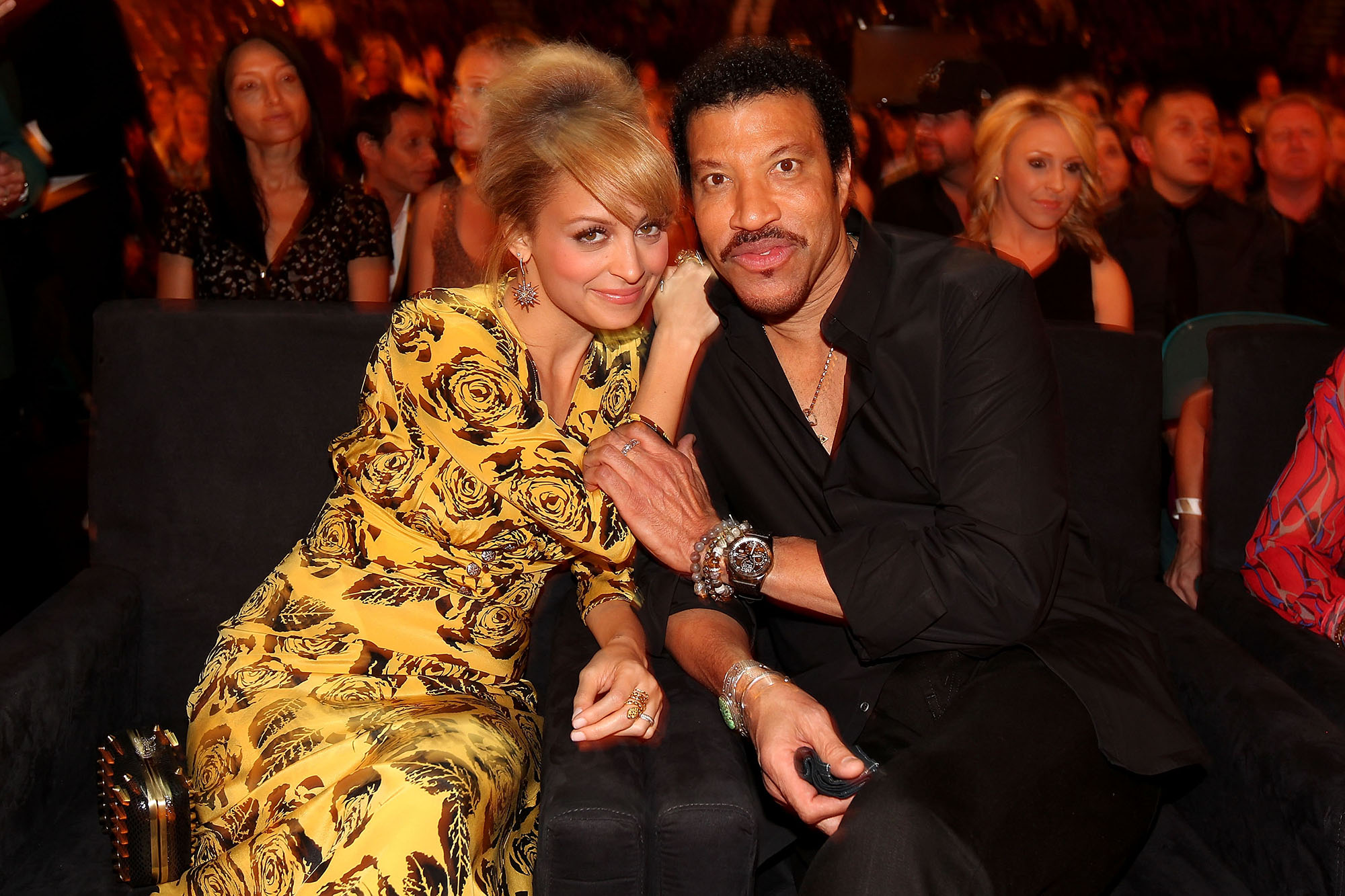 ACM Presents: Lionel Richie And Friends - In Concert - Backstage & Audience