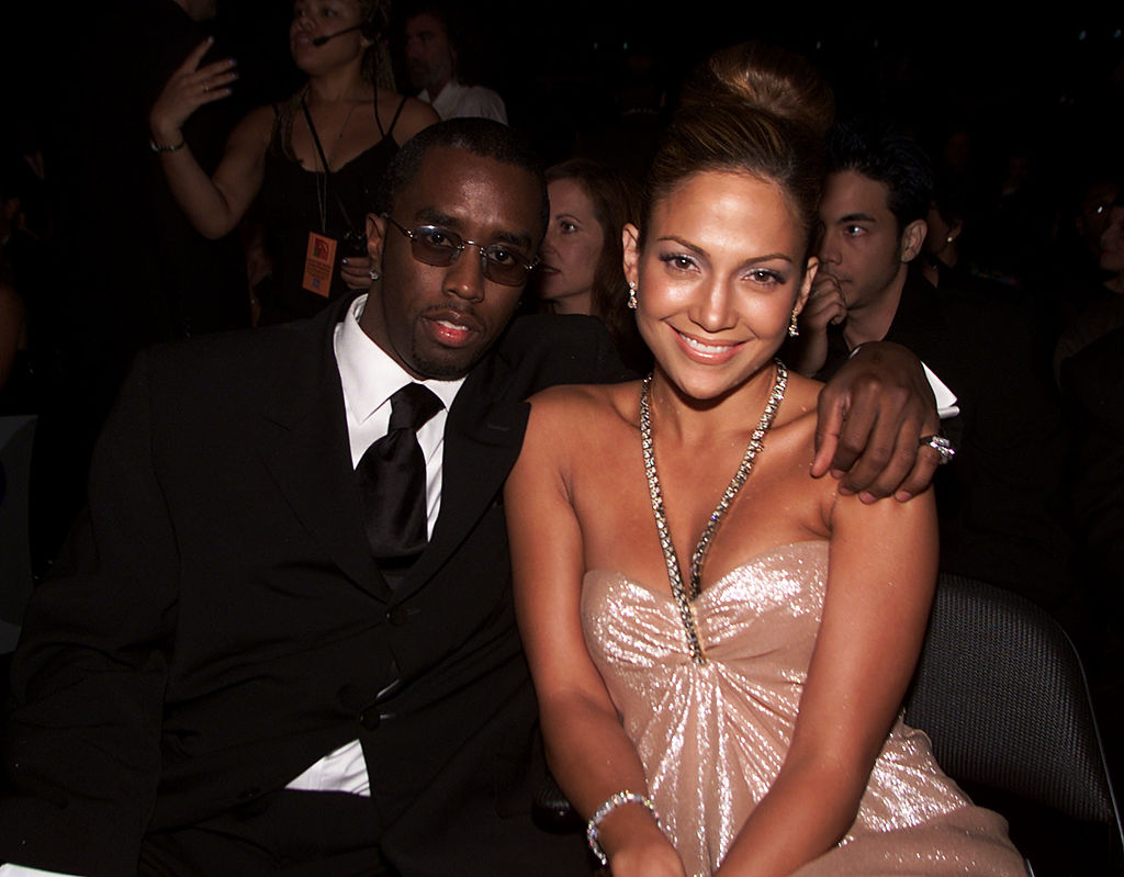 Sean 'Diddy' Combs and Jennifer Lopez