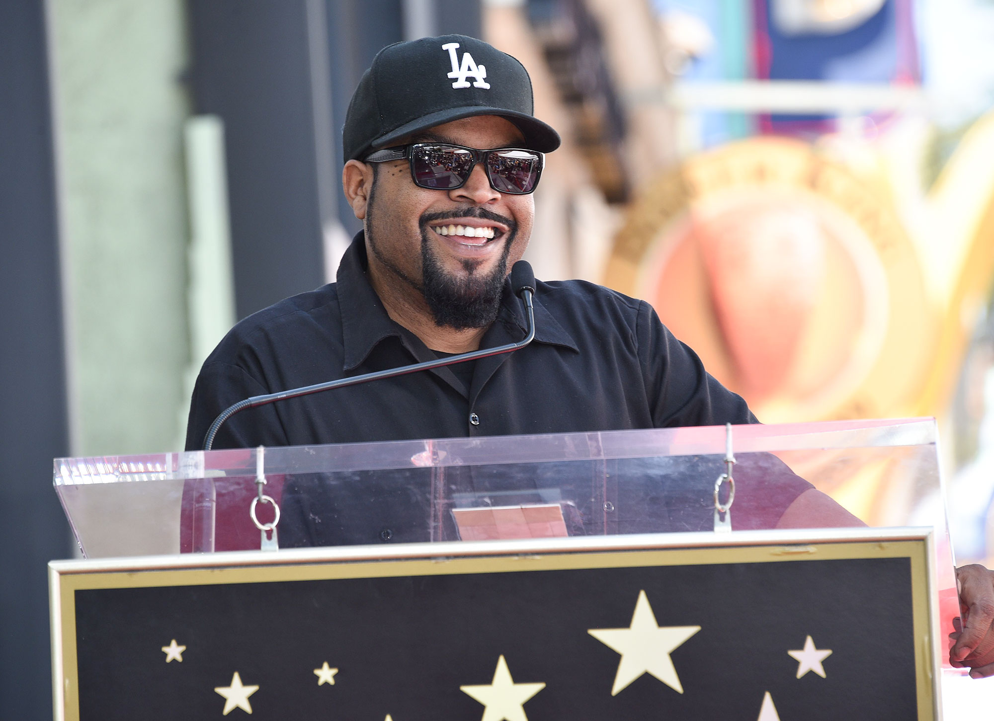 Ice Cube Honored with a Star on the Hollywood Walk of Fame, Los Angeles, USA - 12 Jun 2017