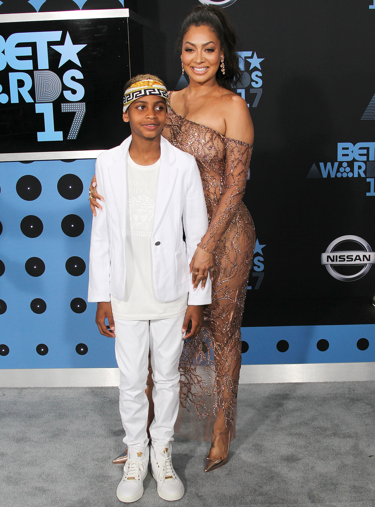 BET Awards, Arrivals - Los Angeles