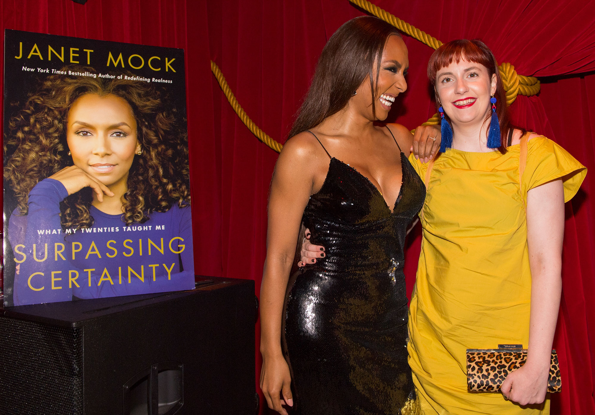"Janet Mock's ""Surpassing Certainty"" Book Release Party"