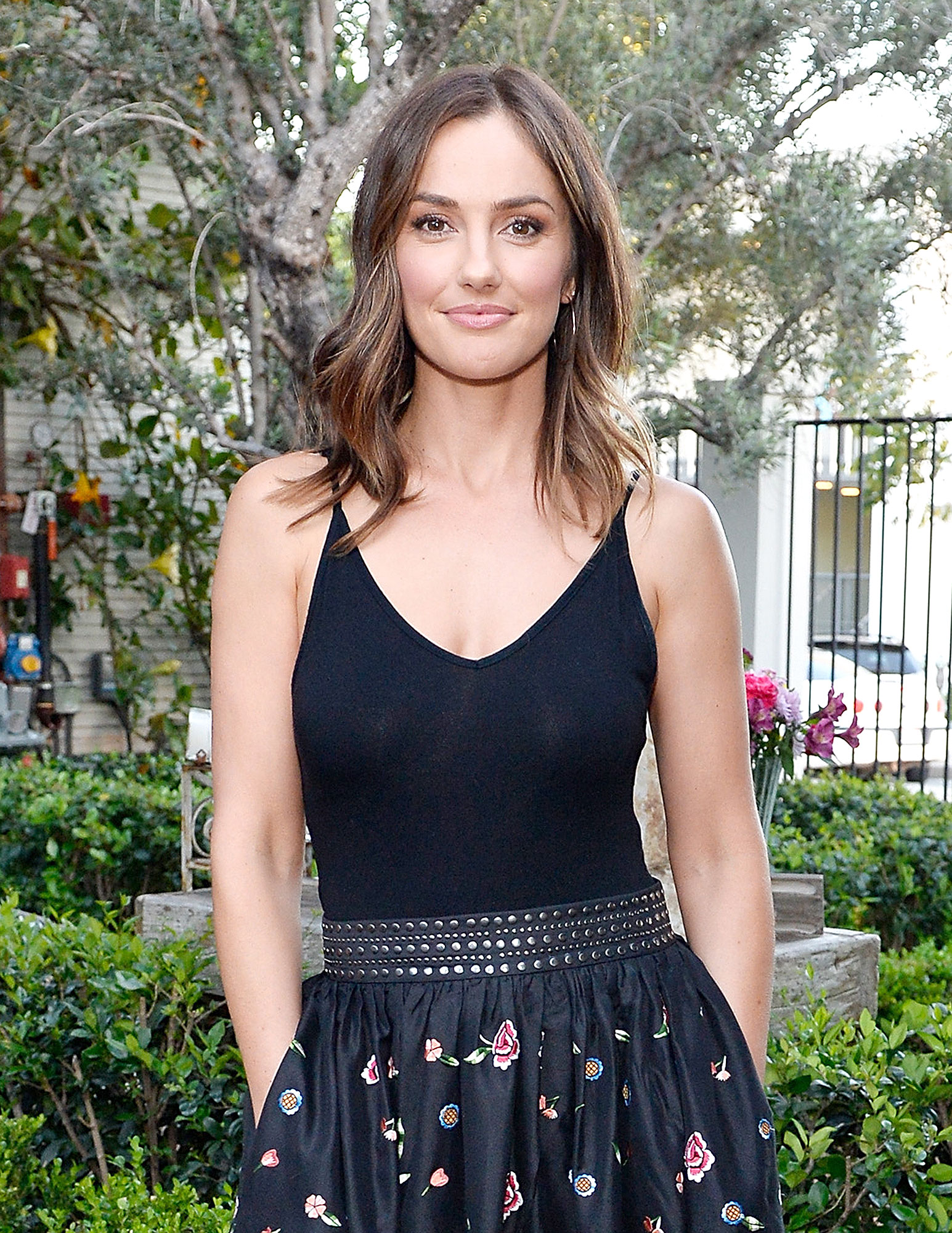 Minka Kelly and Barrett Ward Co-Host the FashionABLE Equal Pay Day kick-off Dinner at Gracias Madre