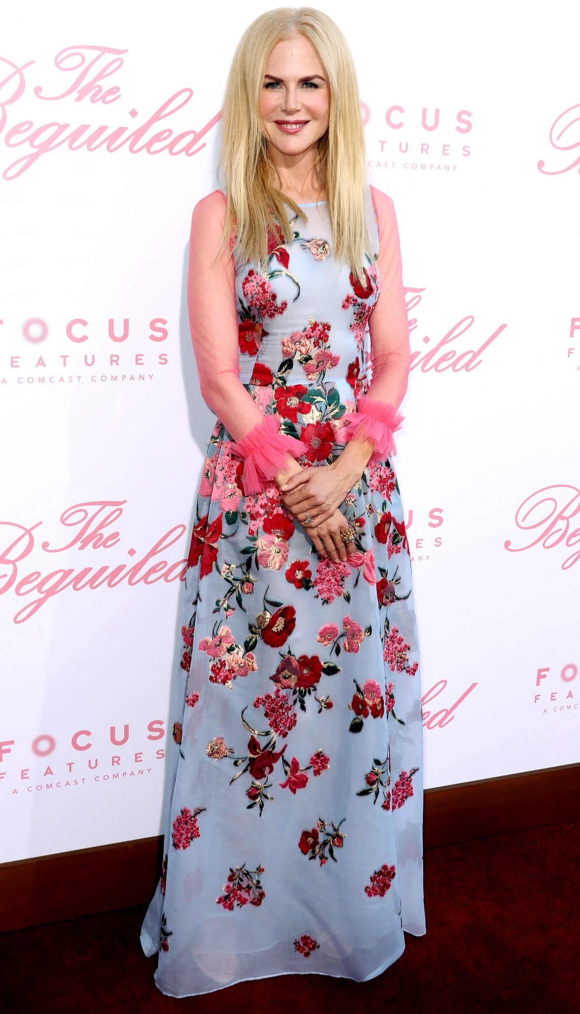 'The Beguiled' film premiere, Arrivals, Los Angeles, USA - 12 Jun 2017