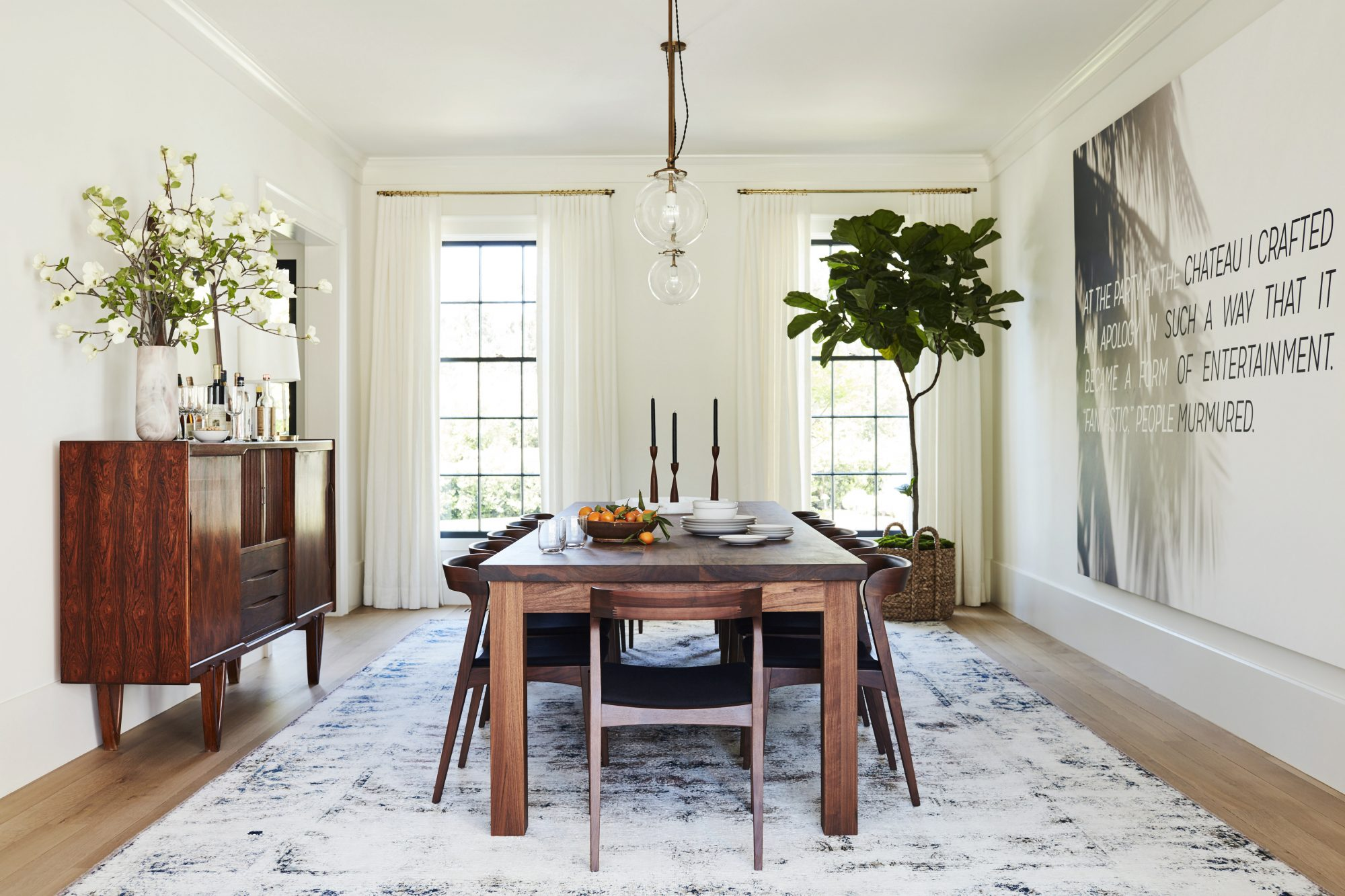 Jennifer Meyer house tour for One Kings Lane, photographed by Tony Vu