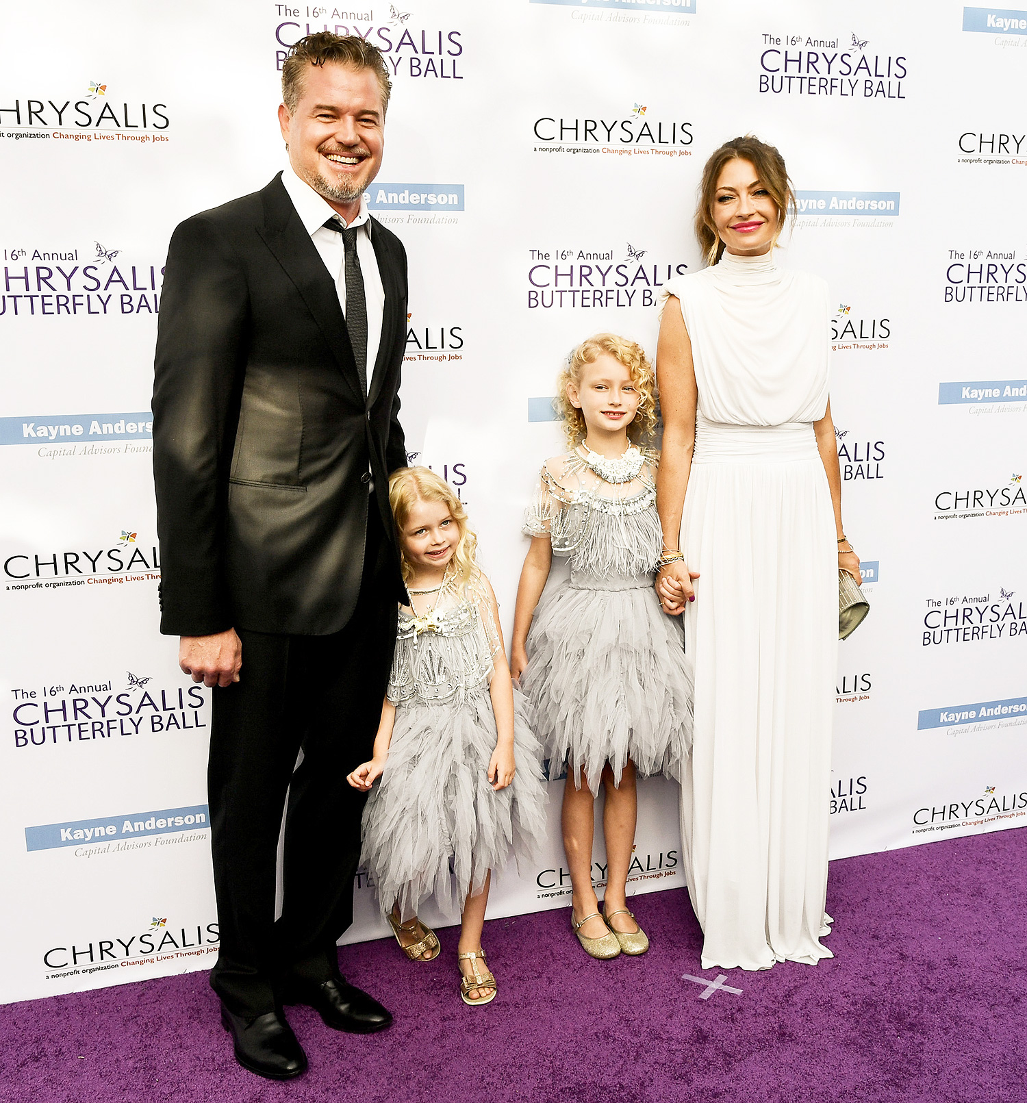 16th Annual Chrysalis Butterfly Ball, Los Angeles, USA - 03 Jun 2017