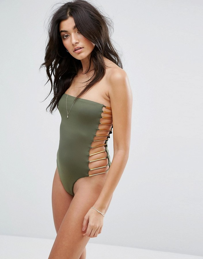 swim week riskiest swimsuits courtesy asos