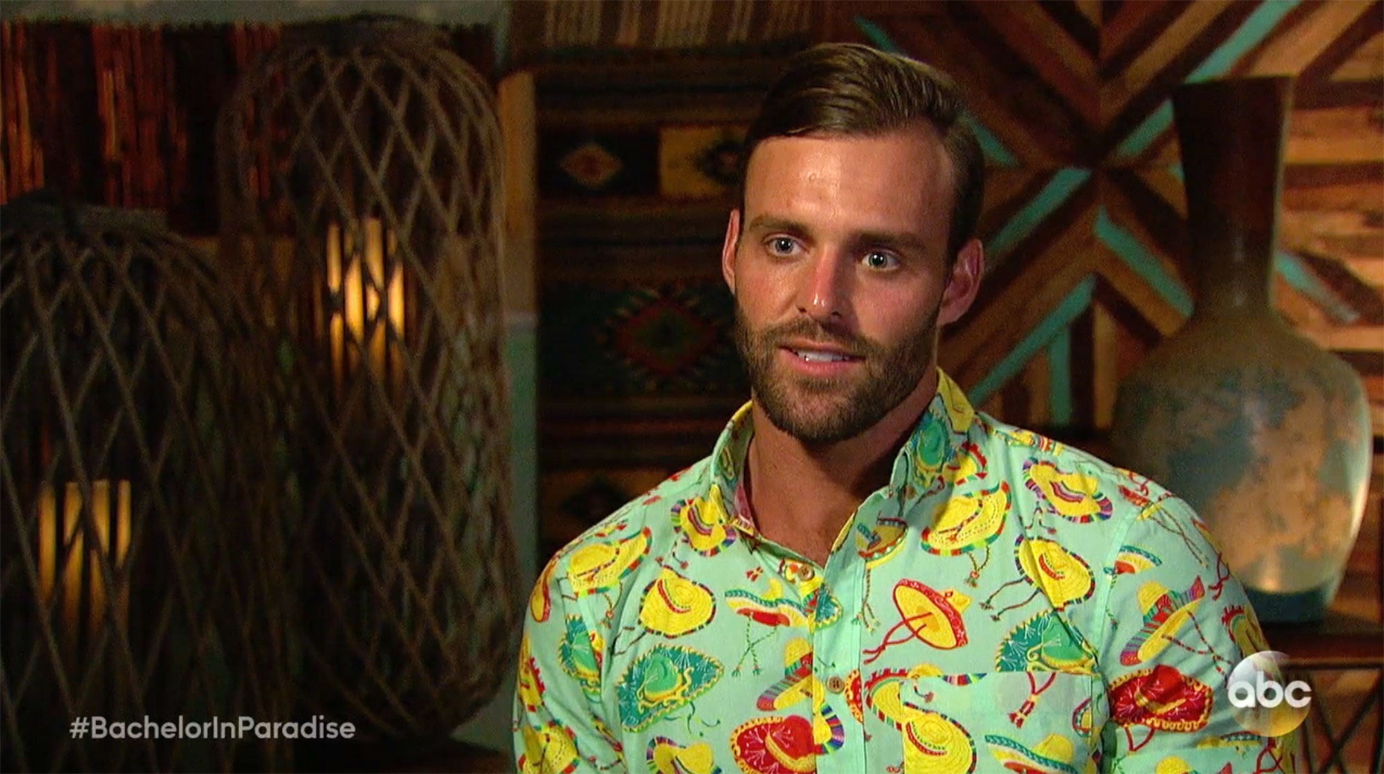Robby Hayes Bachelor in Paradise