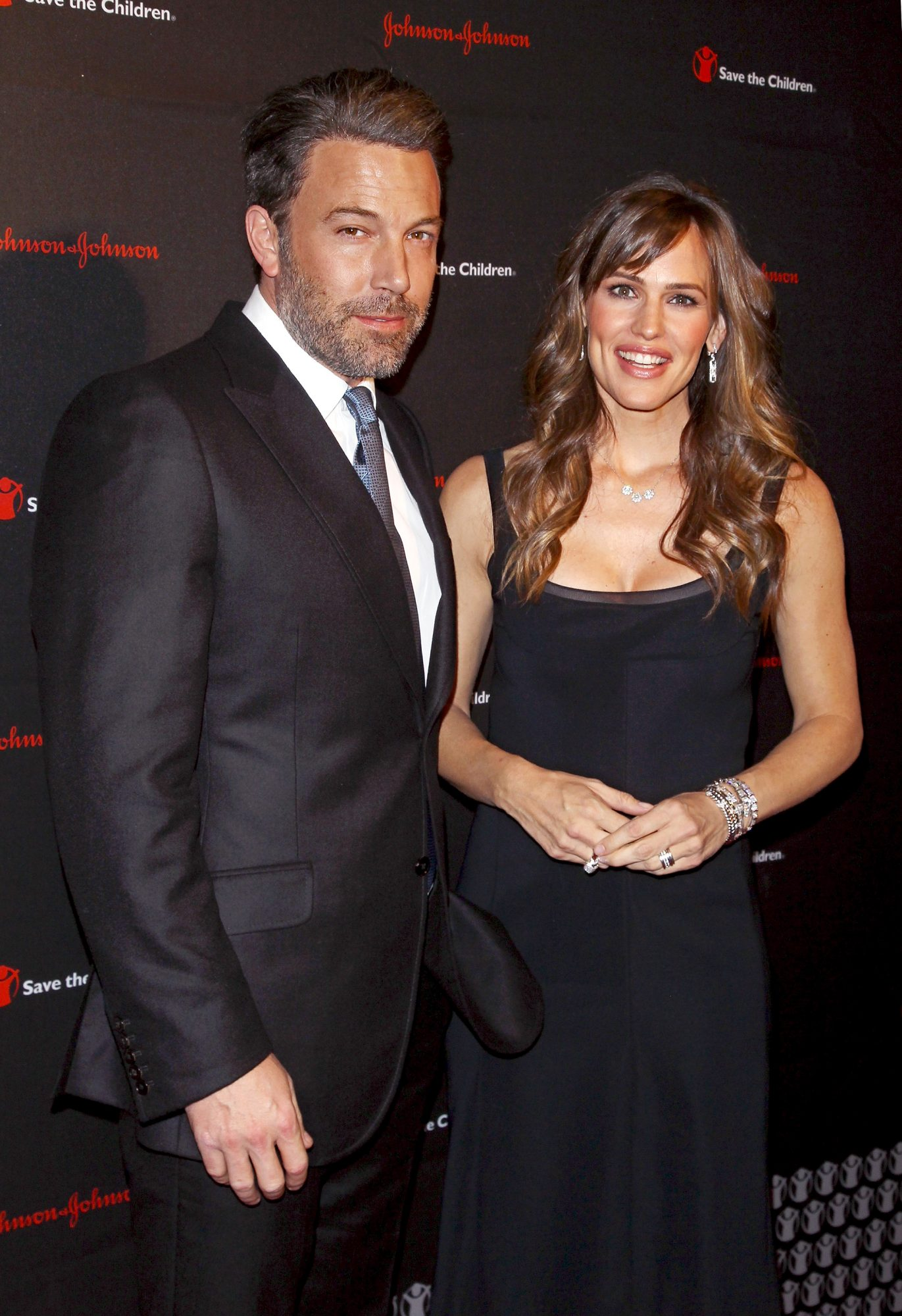 BEN AFFLECK ON JENNIFER GARNER