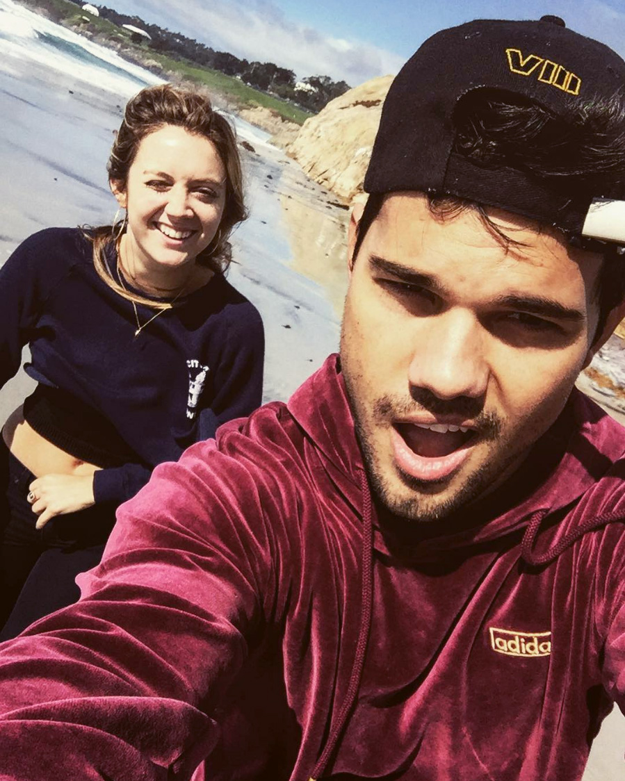 Source: Taylor Lautner/Instagram