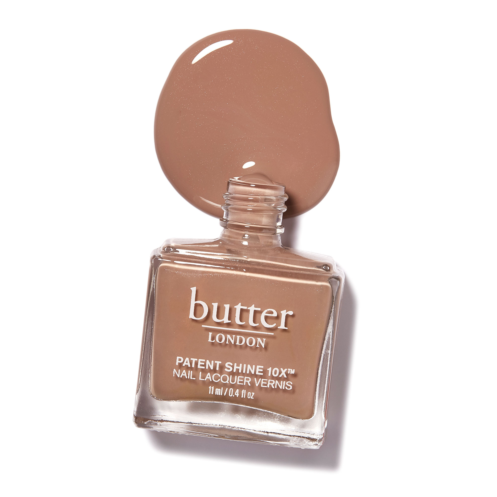 BUTTER NAIL LACQUER IN YUMMY MUMMY. Credit: Brian Henn