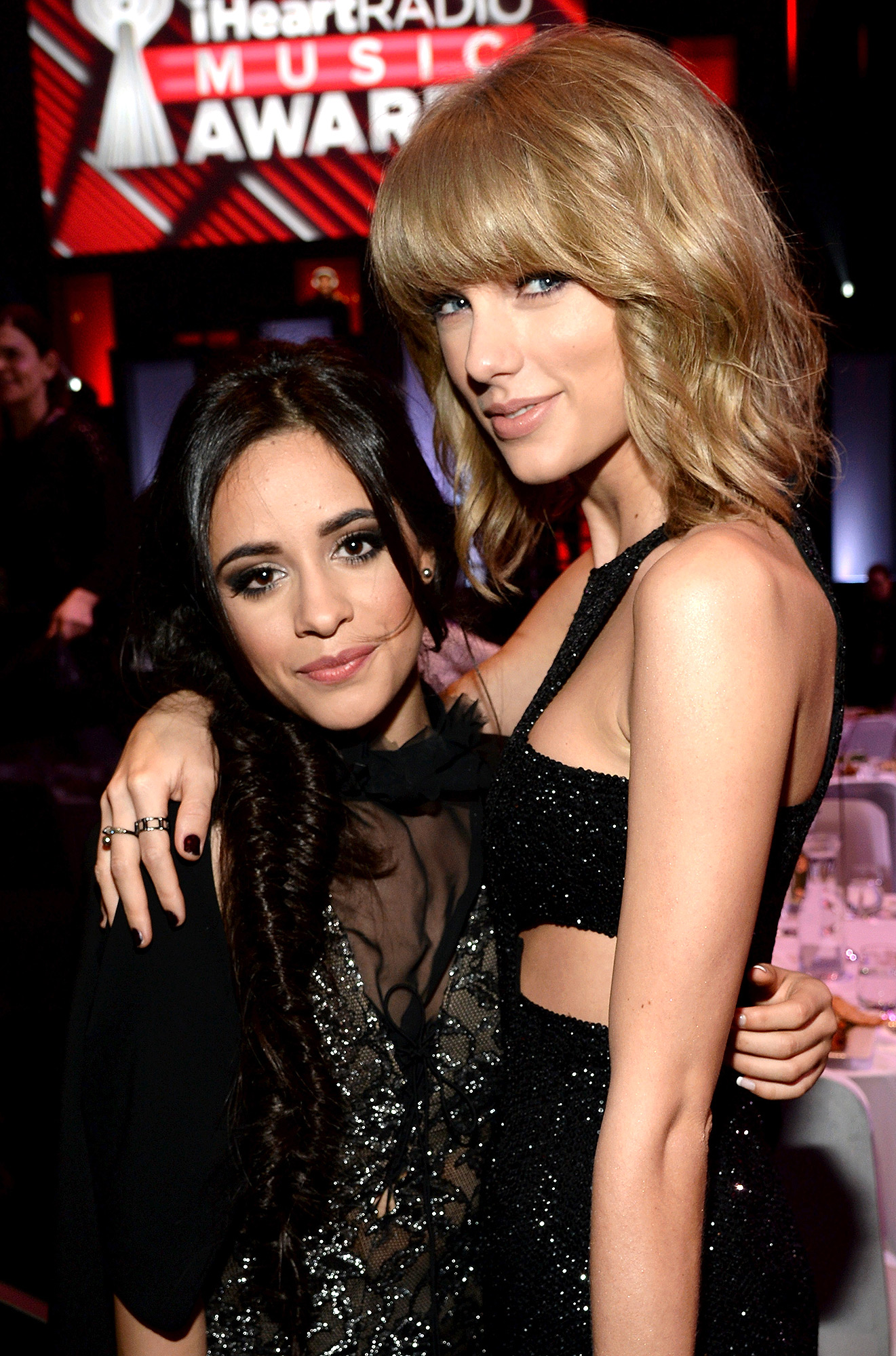 2015 iHeartRadio Music Awards On NBC - Backstage And Audience
