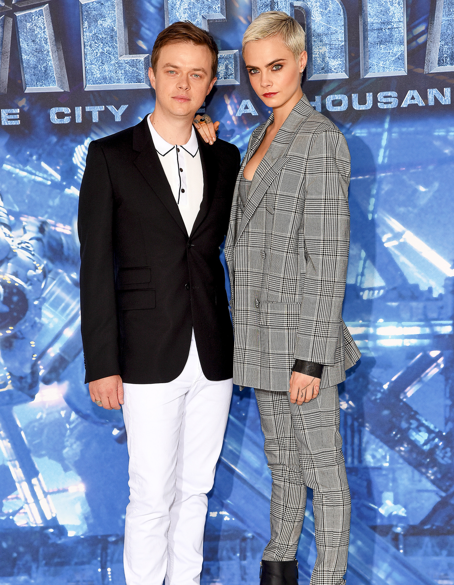 """""""Valerian And The City Of A Thousand Planets"""" - Photocall"""