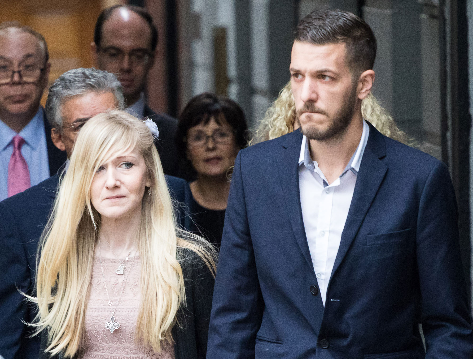 Charlie Gard Parents Attend Hearing Today