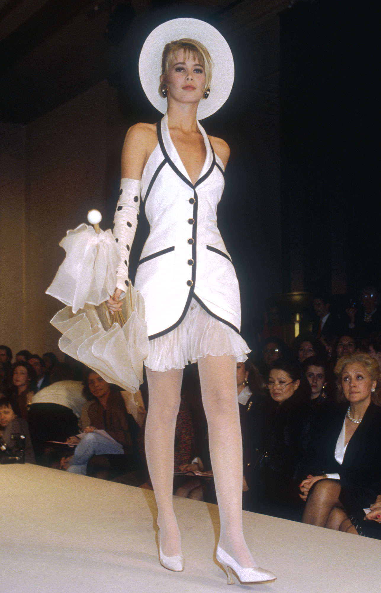 Chanel Spring-Summer 1990 Fashion Show