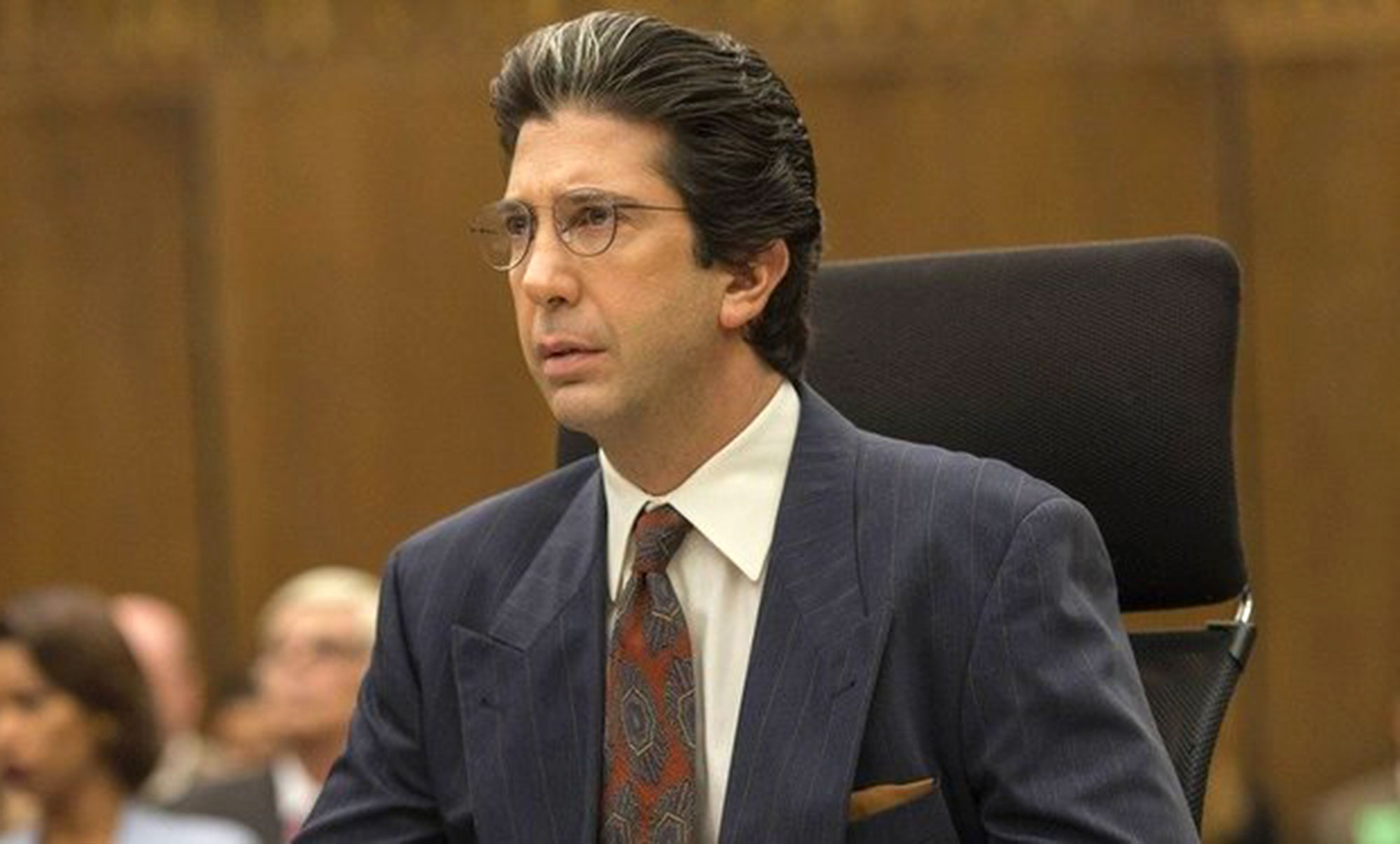 David Schwimmer American Crime StoryCredit: FX