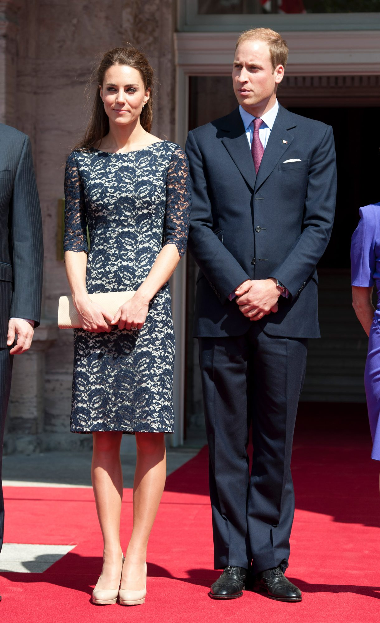 The Duke And Duchess Of Cambridge North American Royal Visit - Day 1