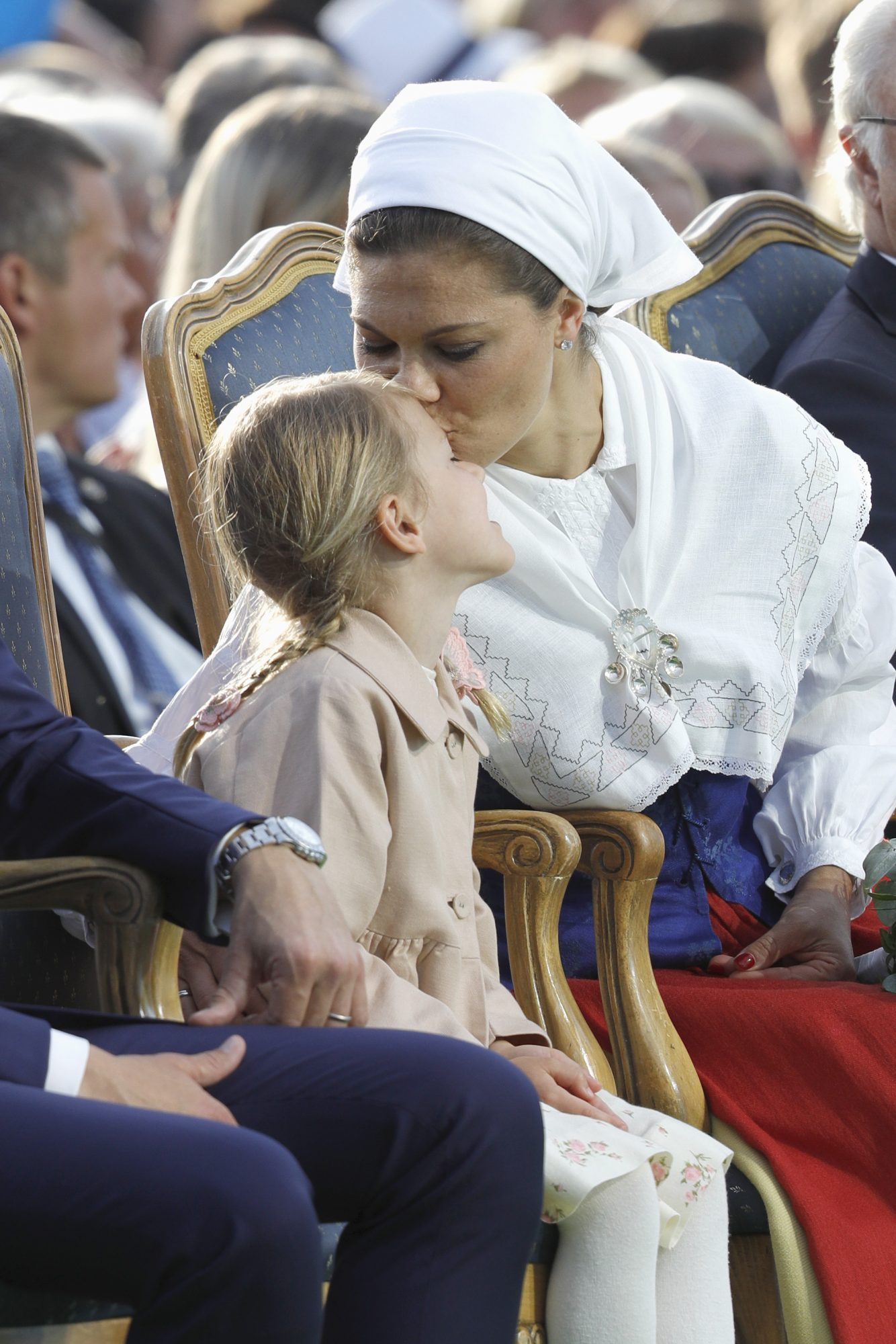 The Crown Princess Victoria of Sweden's 40th birthday Celebrations in Borgholm