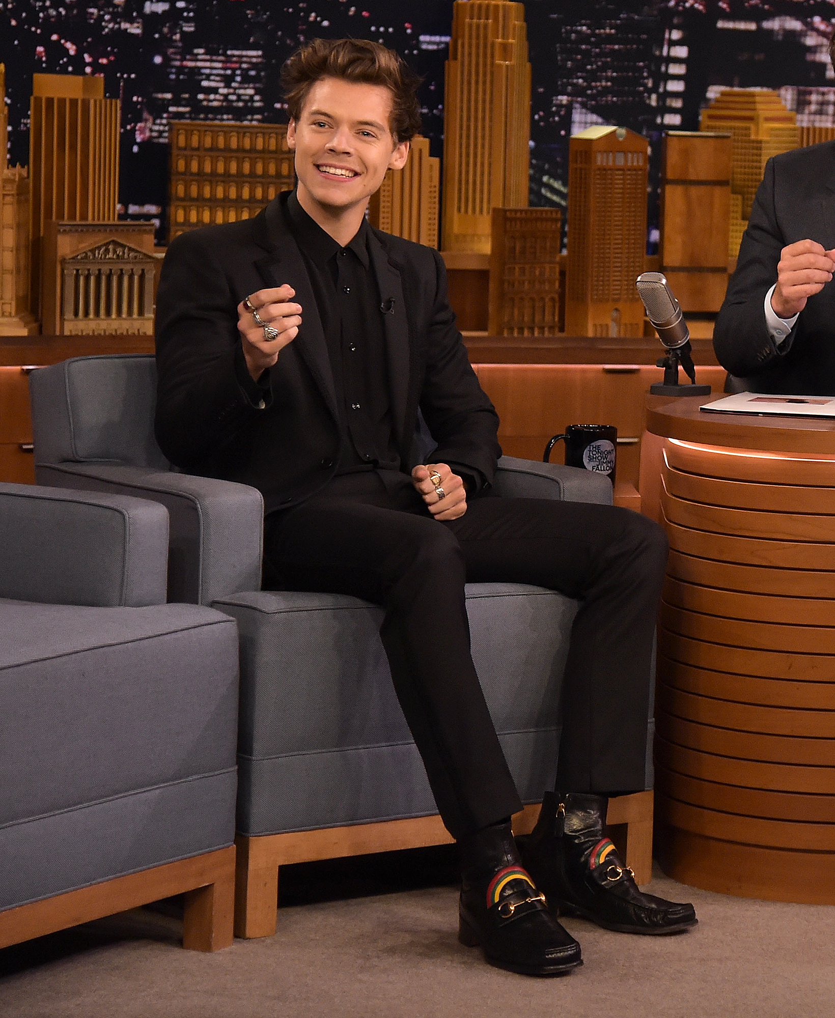 """Harry Styles Visits """"The Tonight Show Starring Jimmy Fallon"""""""