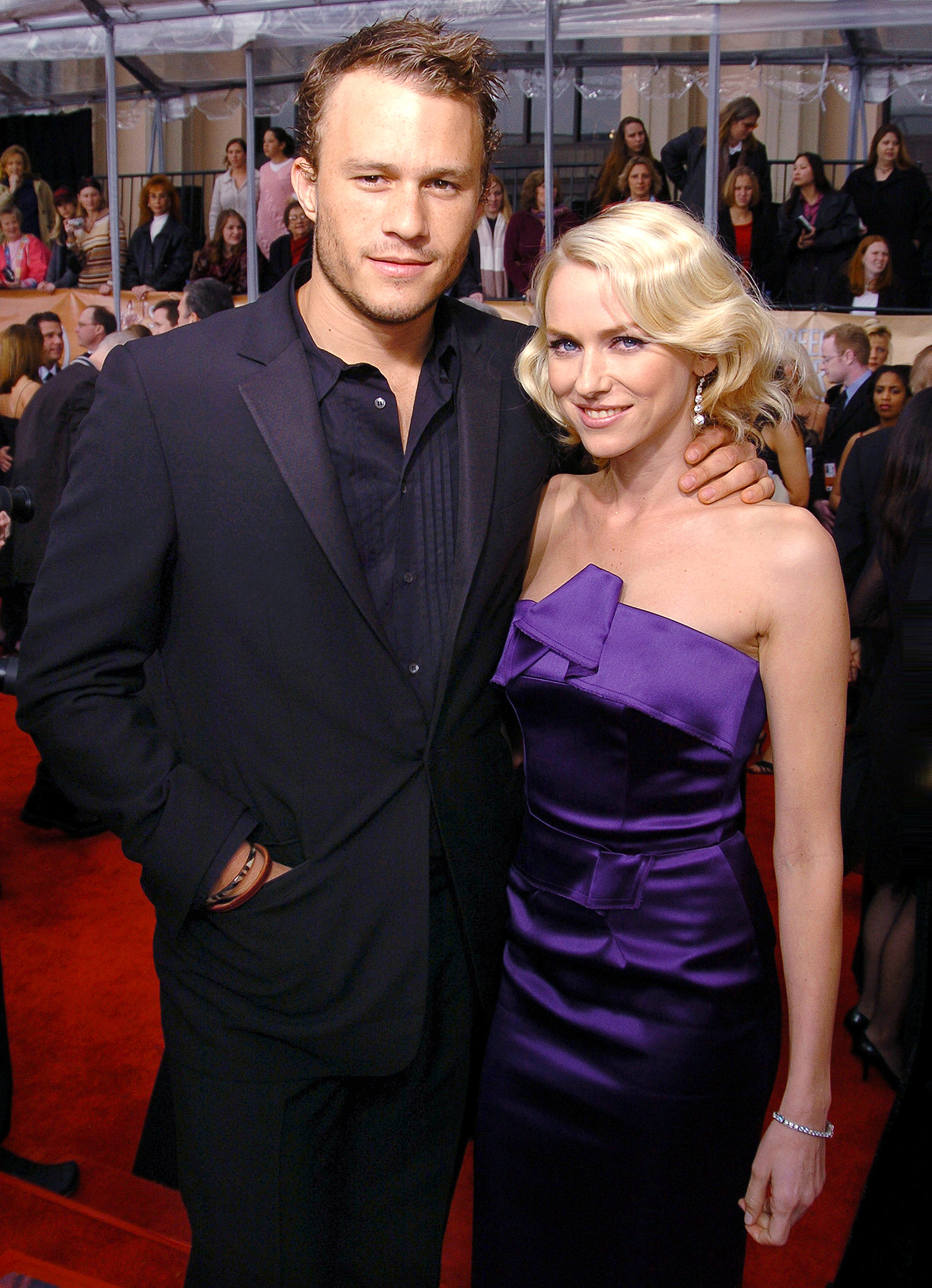 10th Annual Screen Actors Guild Awards - Access Hollywood Red Carpet