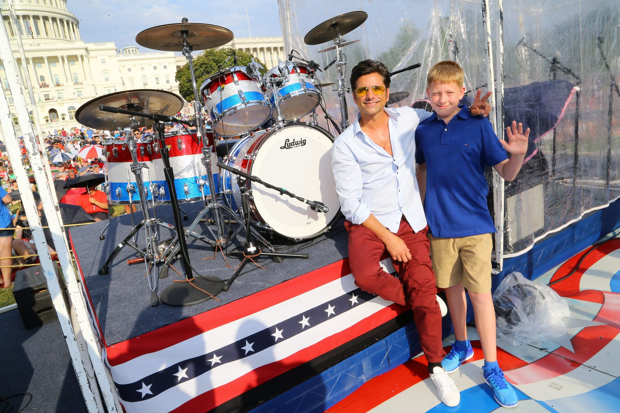 2017 A Capitol Fourth - John Stamos Approvals