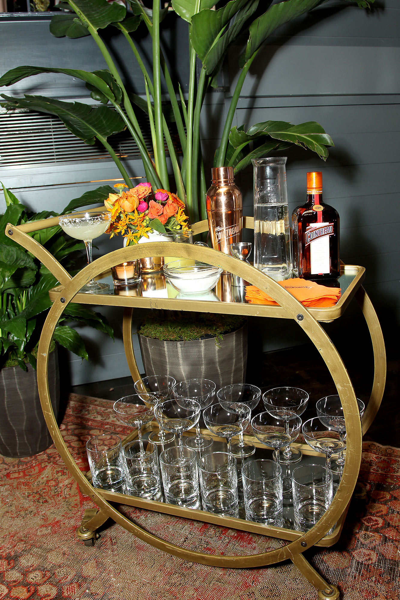 Jeremiah Brent and Cointreau Celebrate the Art of La Soiree