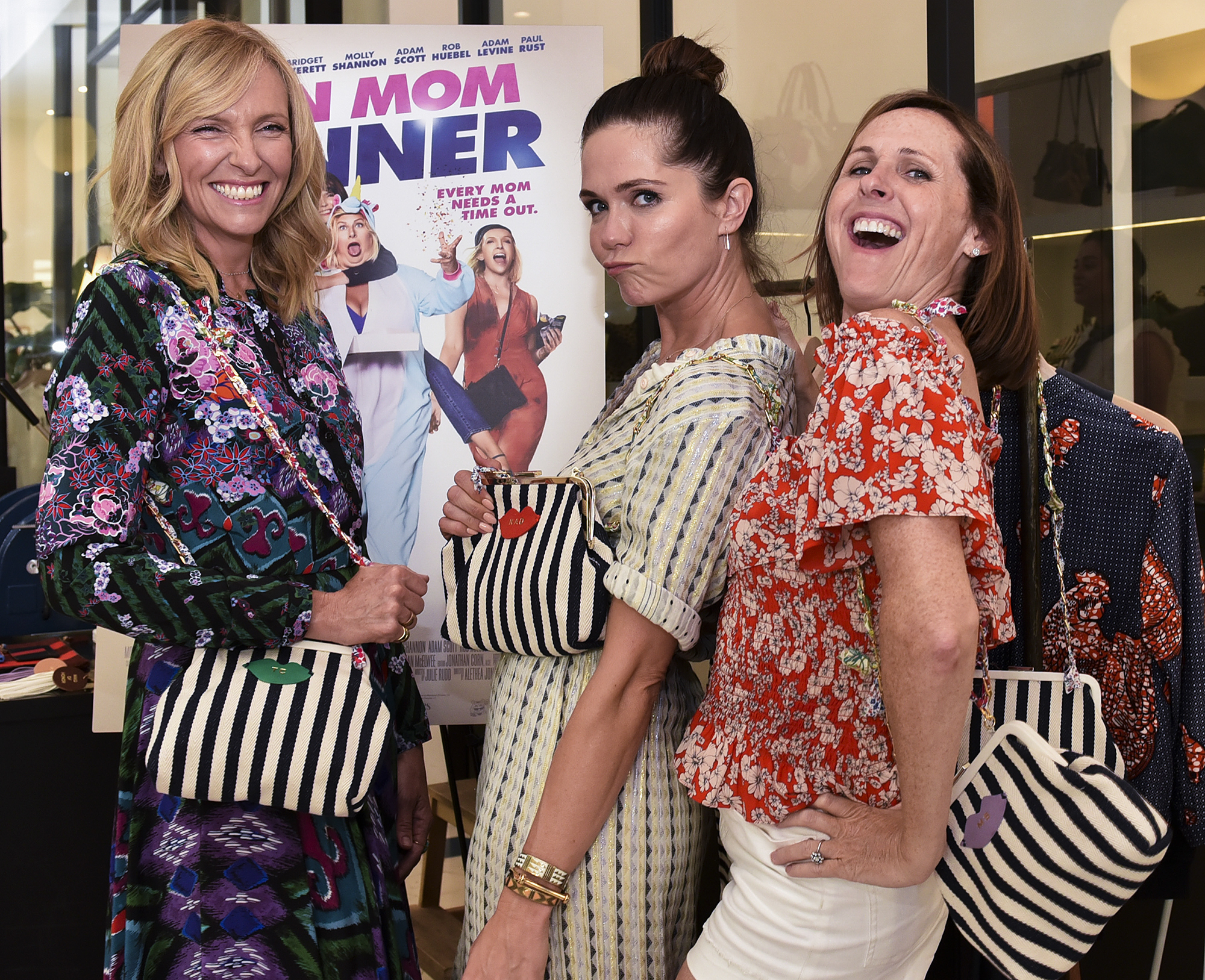 """Release Party For """"Fun Mom Dinner""""  Hosted By Clare Vivier And Naomi Scott"""