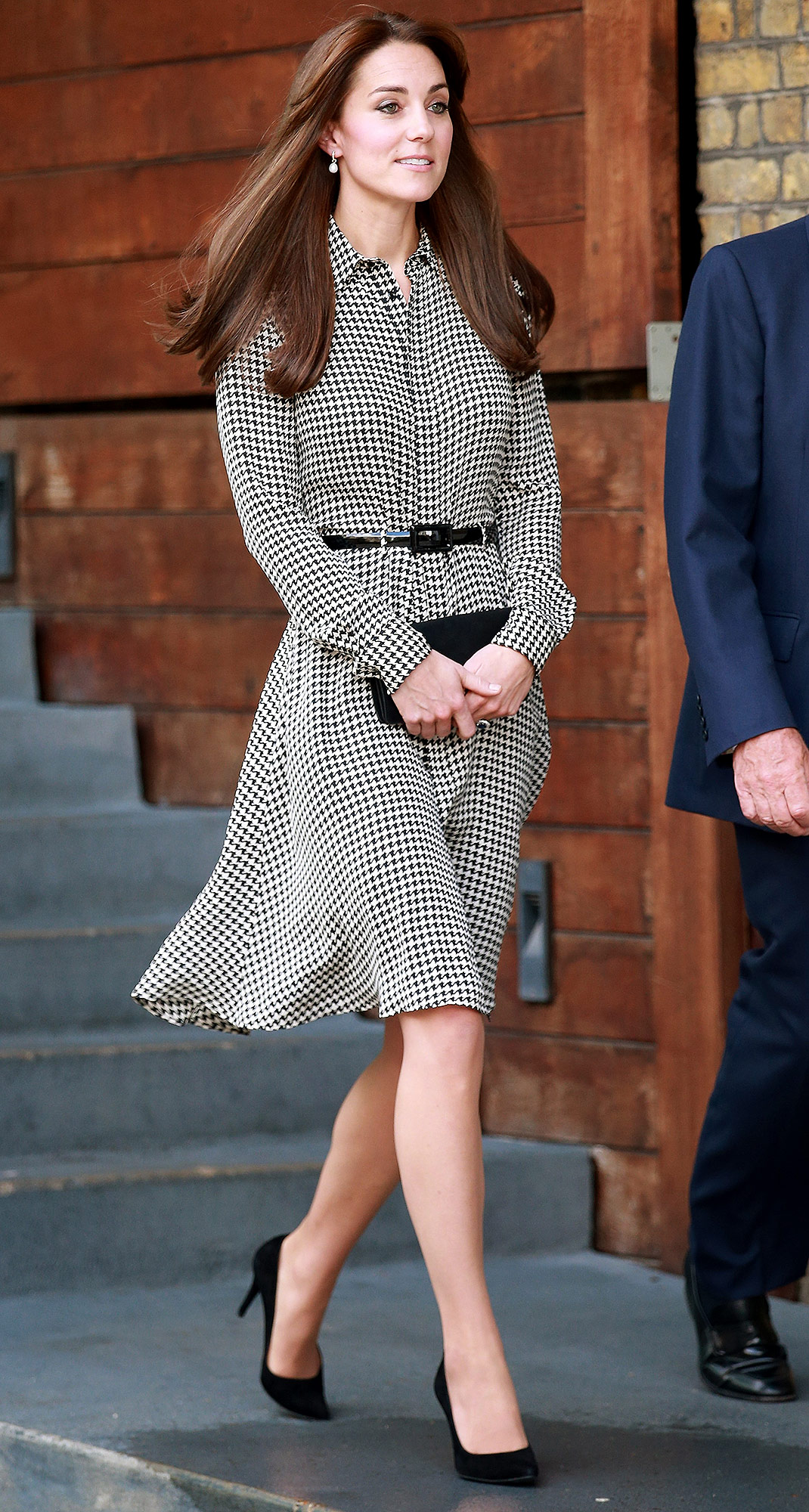 The Duchess Of Cambridge Visits The Anna Freud Centre