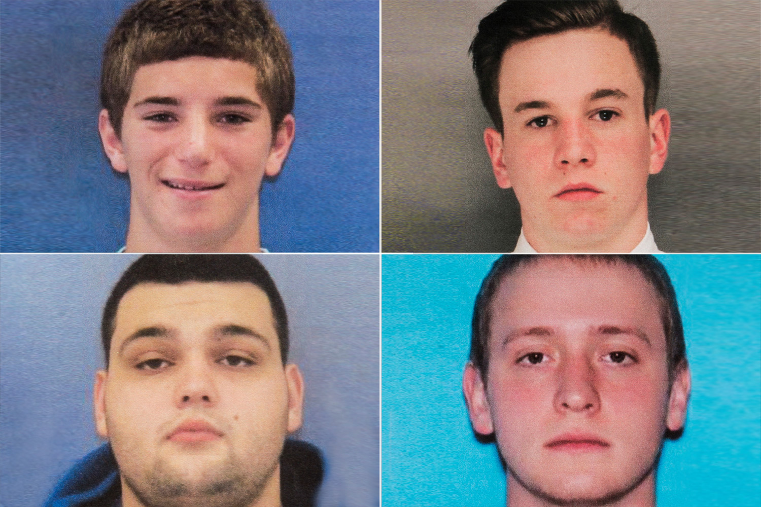 Four Pennsylvania Men Vanish, Sparking Intensive Search