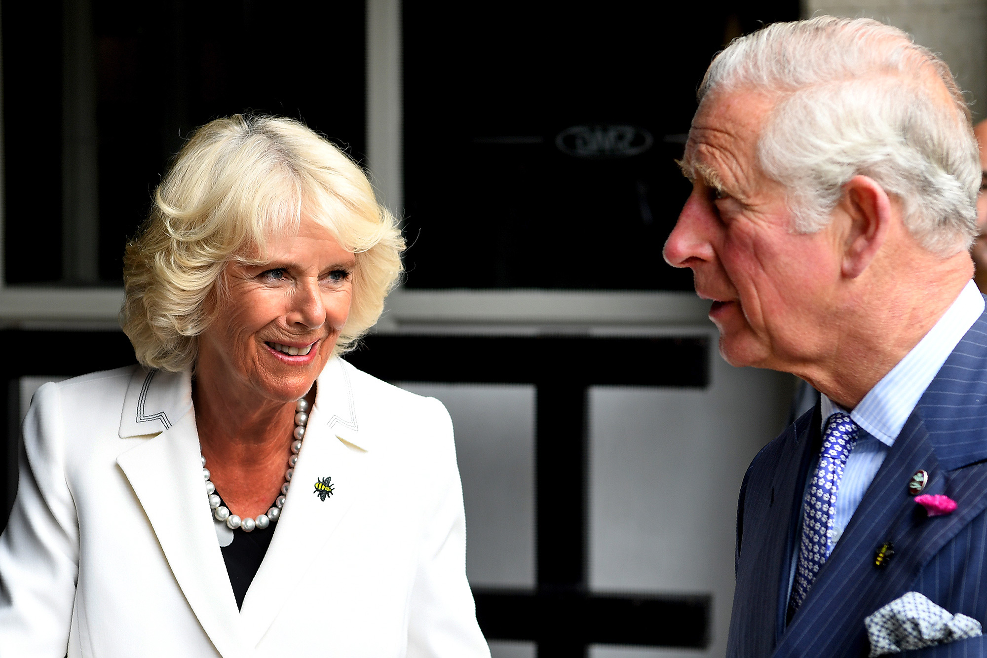 The Prince Of Wales And Duchess Of Cornwall Visit The Manchester Arena