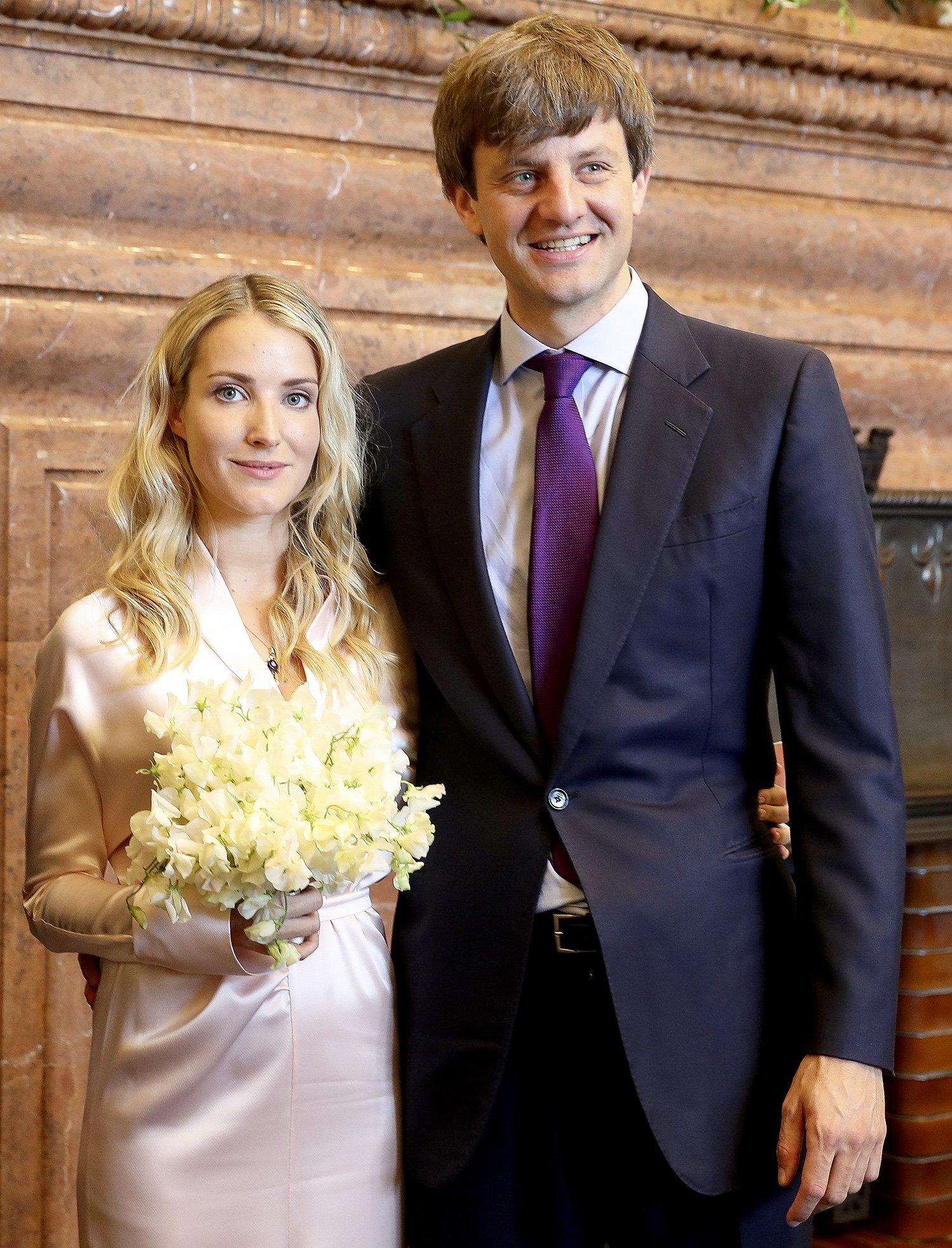 Civil wedding of hereditary Prince Ernst August Jr. of Hanover