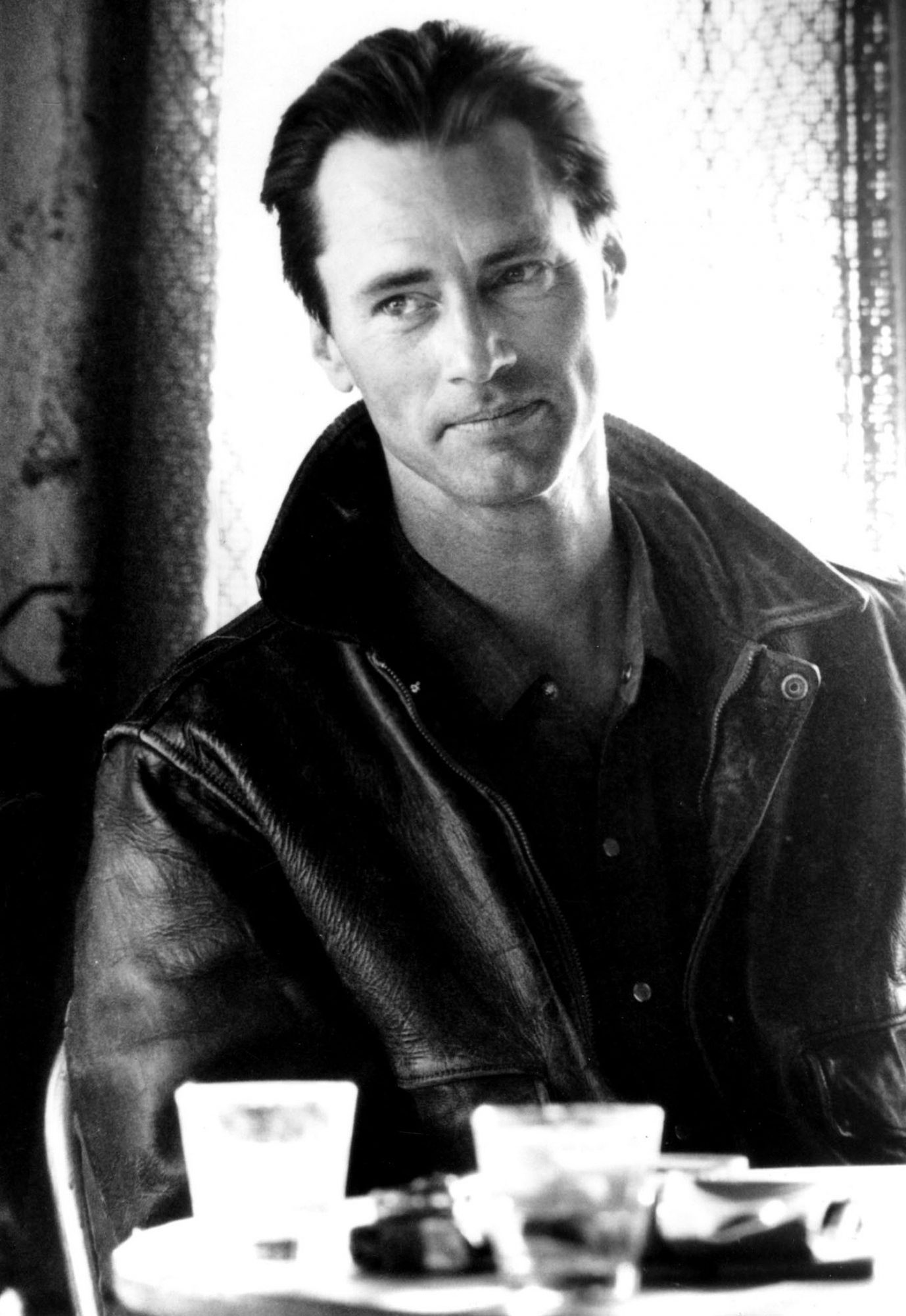THE RIGHT STUFF, Sam Shepard, 1983, ©Warner Bros./Courtesy: Everett Collection.
