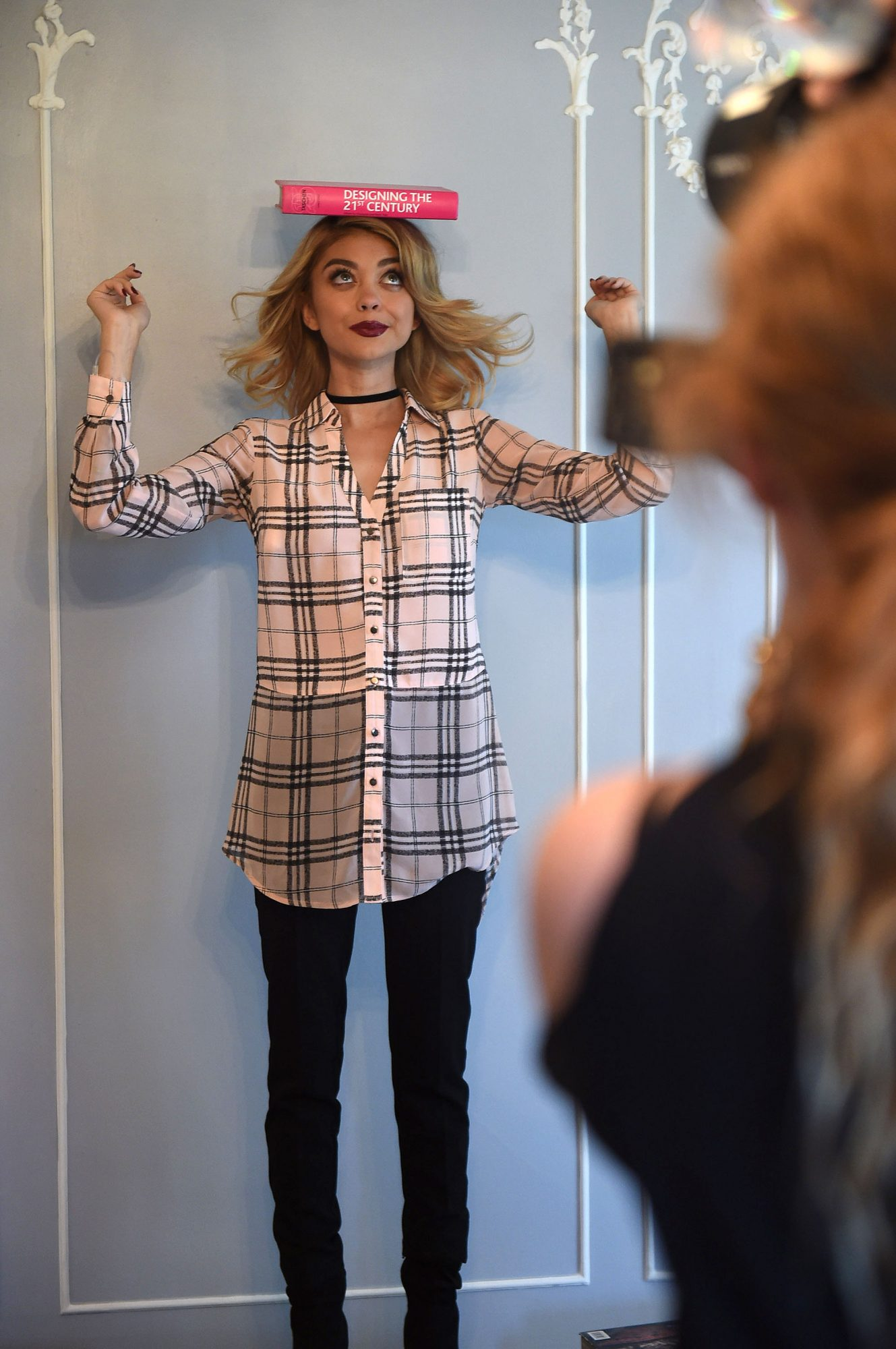 Sarah Hyland for Candie'sCredit: Courtesy Candie's